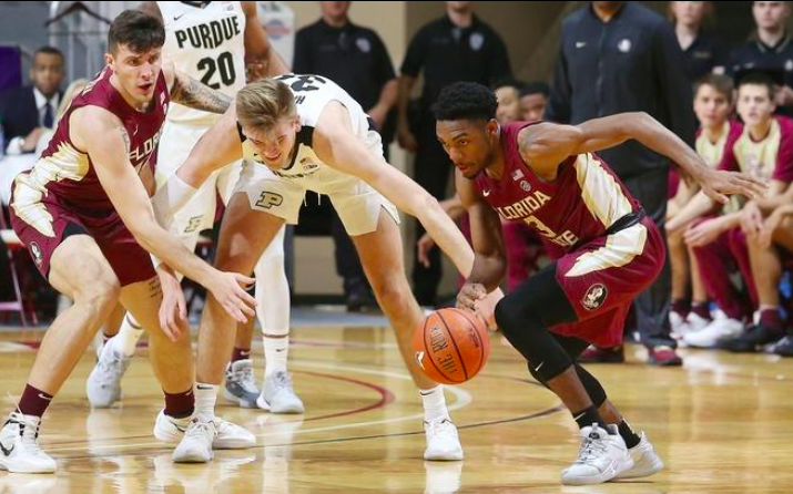 Auburn Basketball Takes on Ranked Purdue Team in Cancun