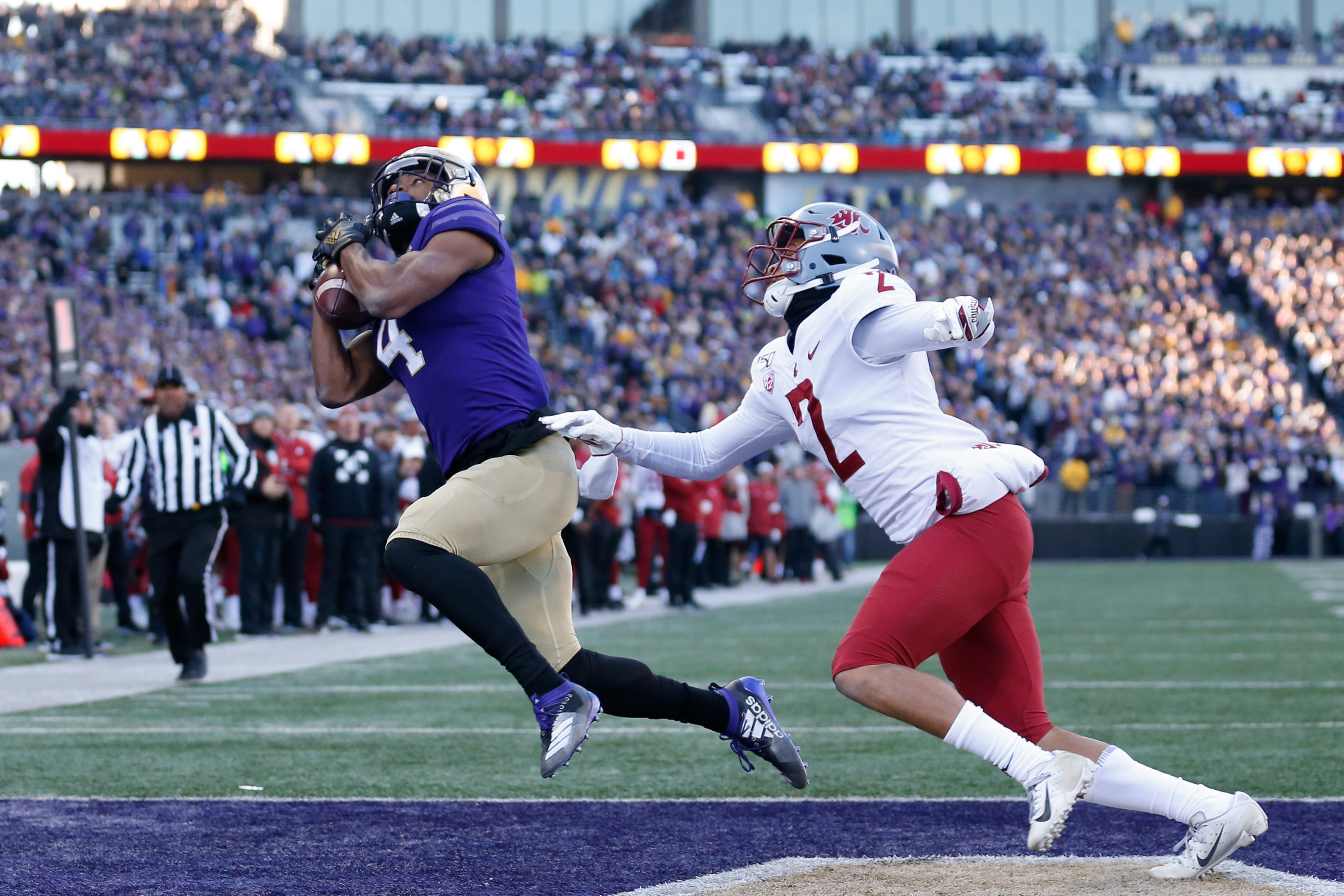 Hands Down: Best Play of the Apple Cup