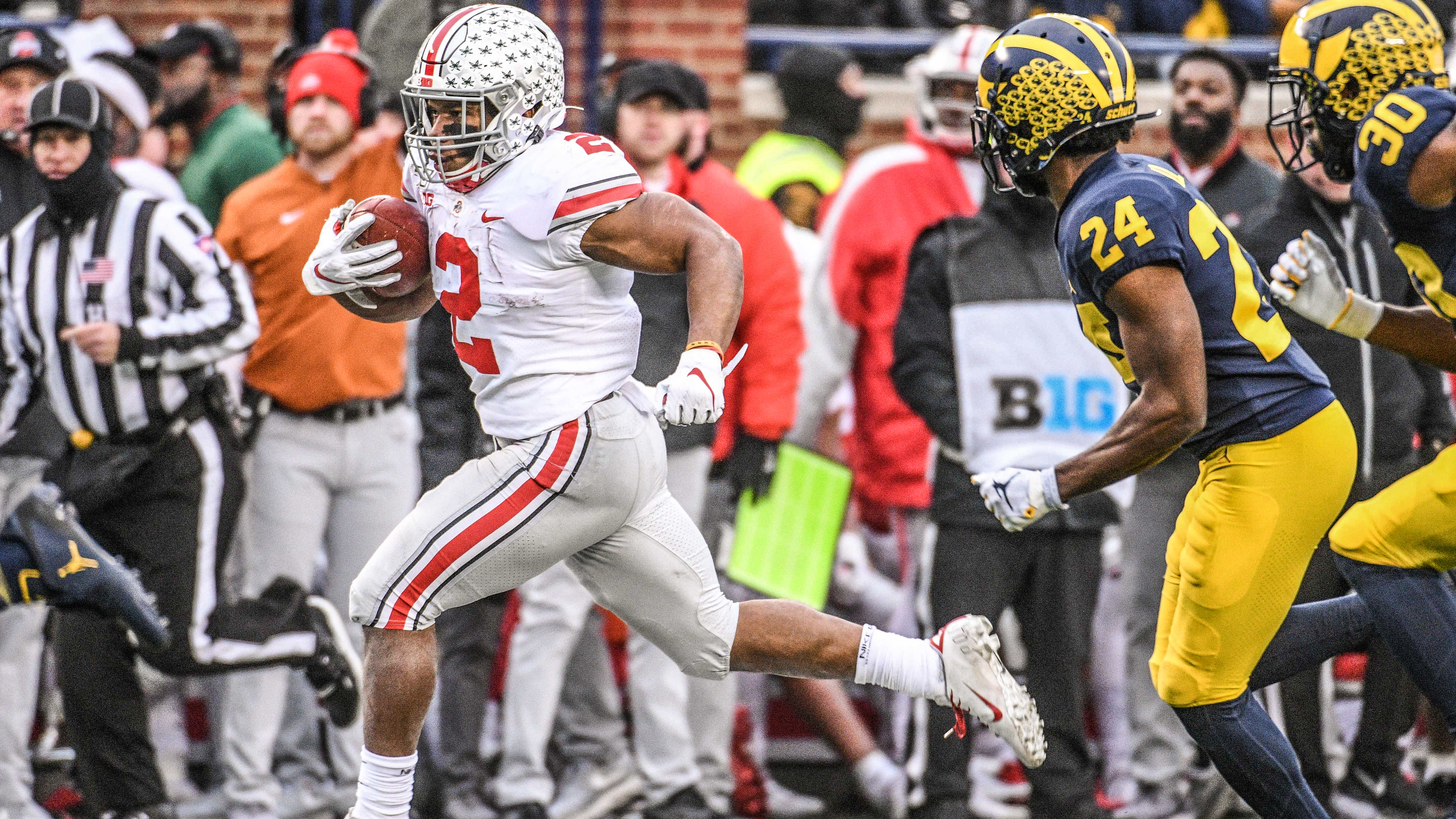 Ten Things I Thought Would Happen For Michigan Against Ohio State