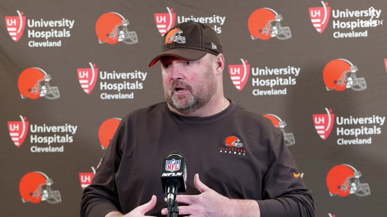 Browns Notebook Ahead of Game Against Cardinals