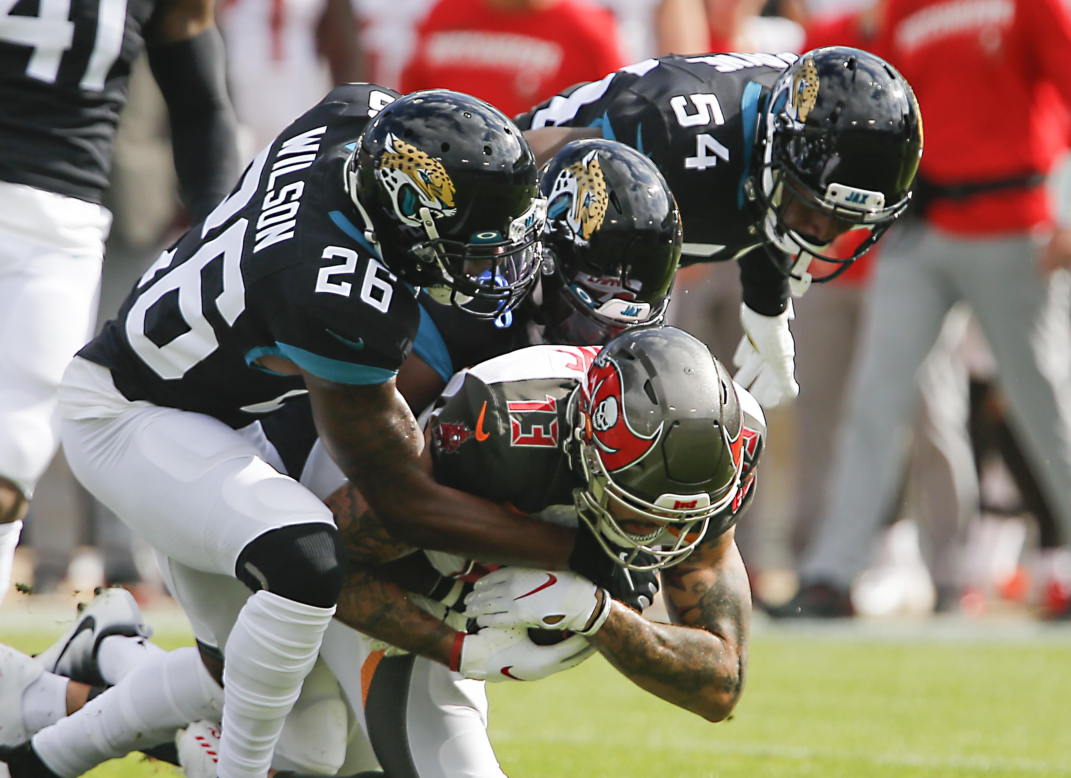 Jaguars vs. Buccaneers: Snap Count Analysis