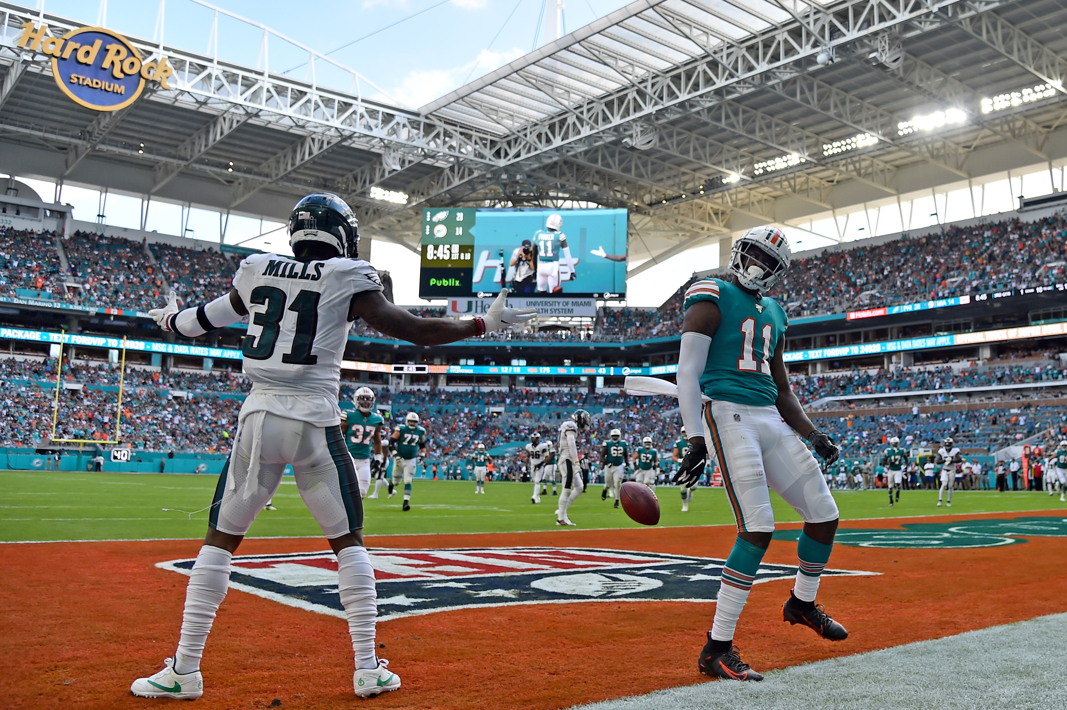 Eagles Loss in Miami was Painful, but Two September Losses Hurt, Too