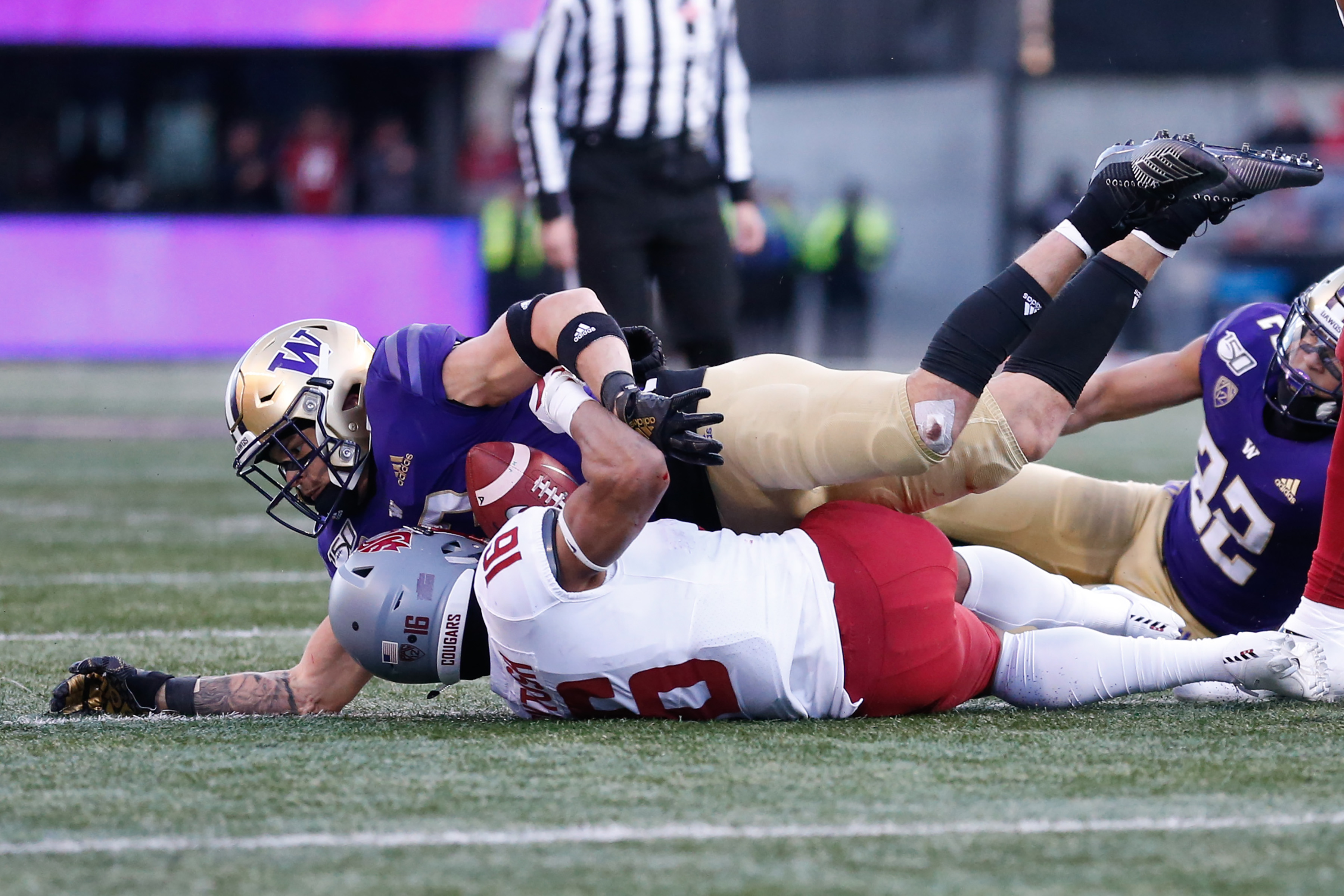 PPF All-Pac-12 Listing: Just 2 UW First-Teamers
