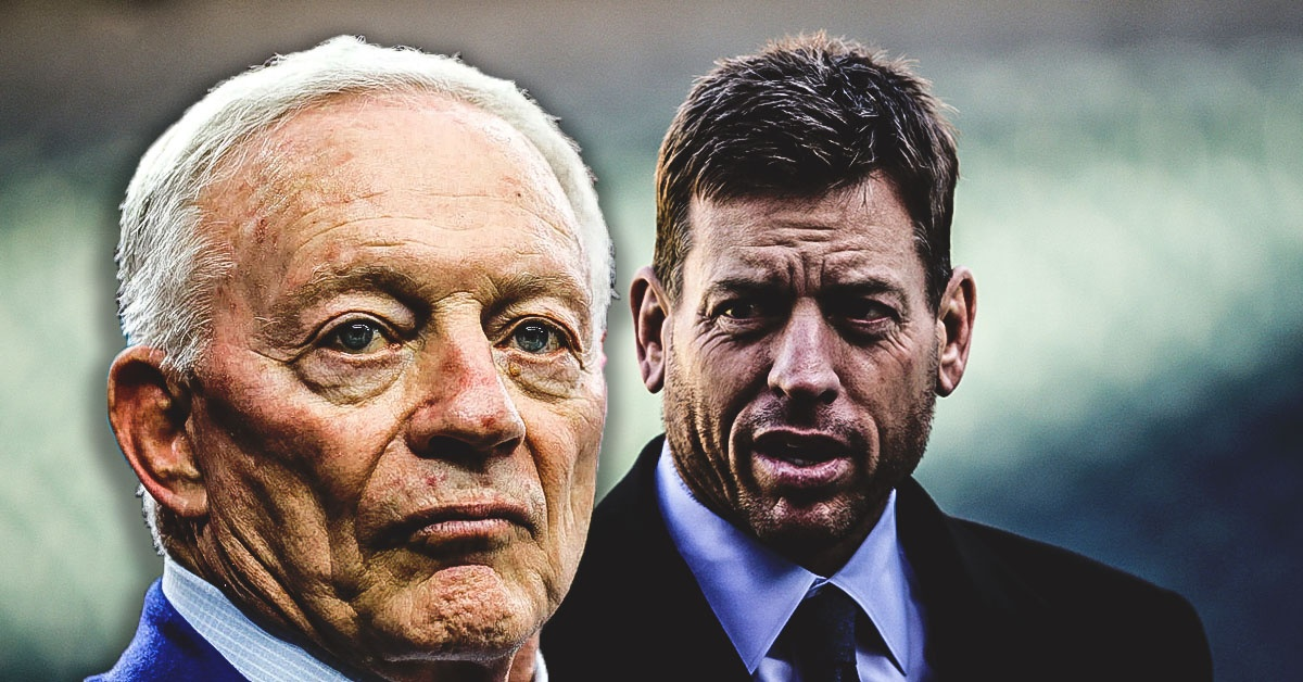Aikman: Jerry Jones' Style Can Be A 'Detriment' To The Cowboys