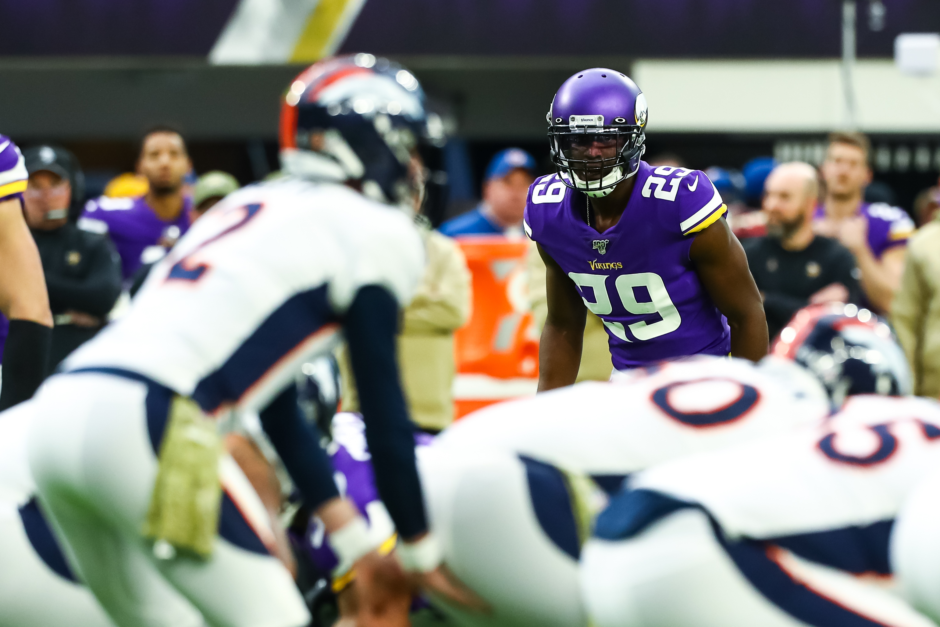 For Struggling Xavier Rhodes, Remainder of This Season May Determine His Future With Vikings