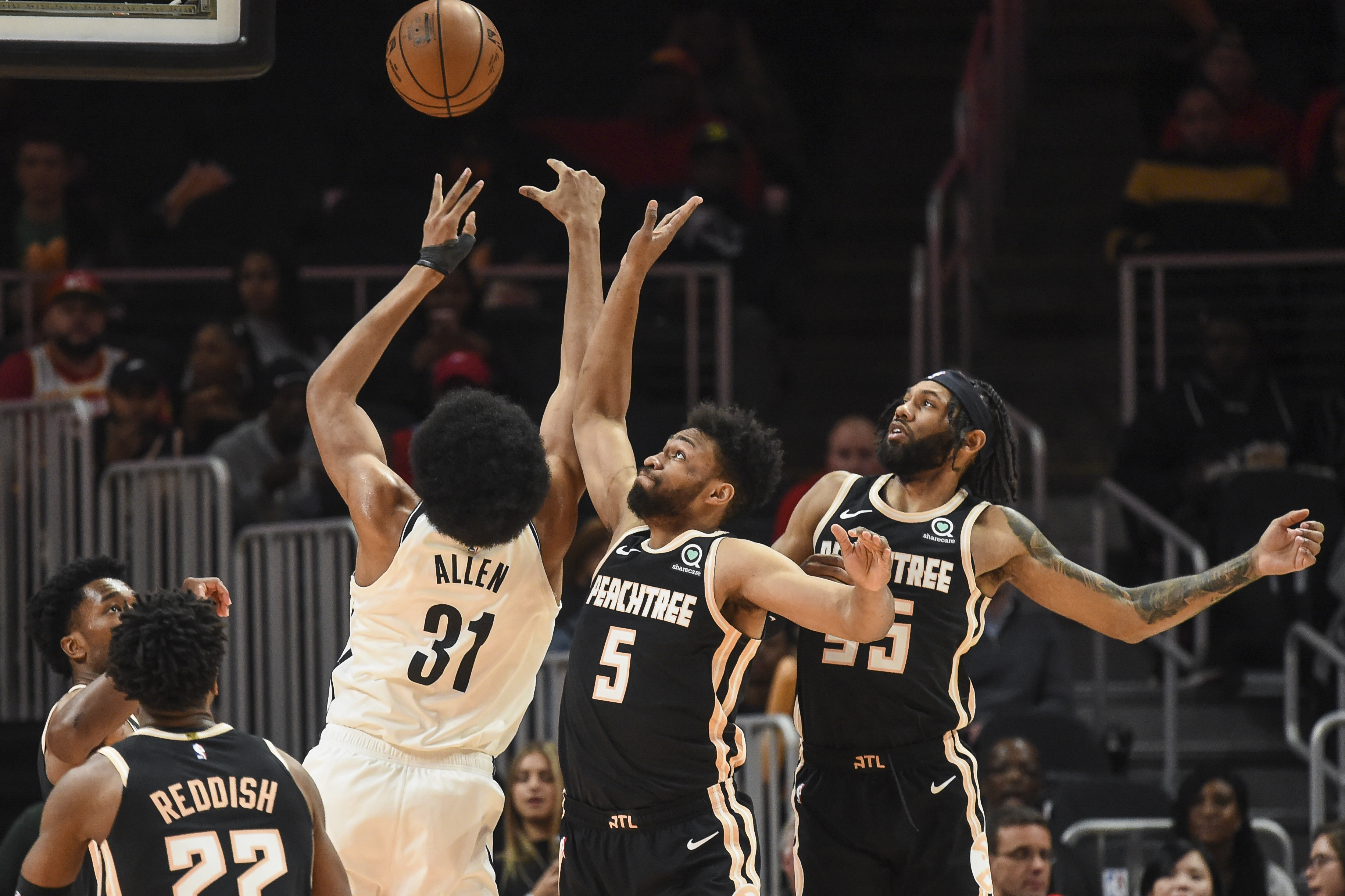 Defensive Rebounding Remains A Massive Weakness for Hawks