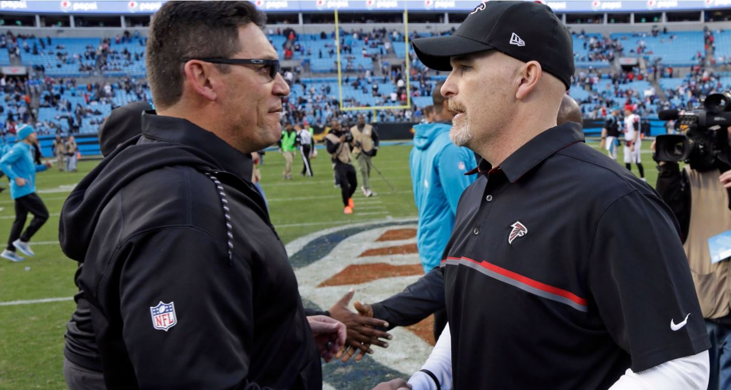 NFC South Notebook: Head coach turnover has arrived in division
