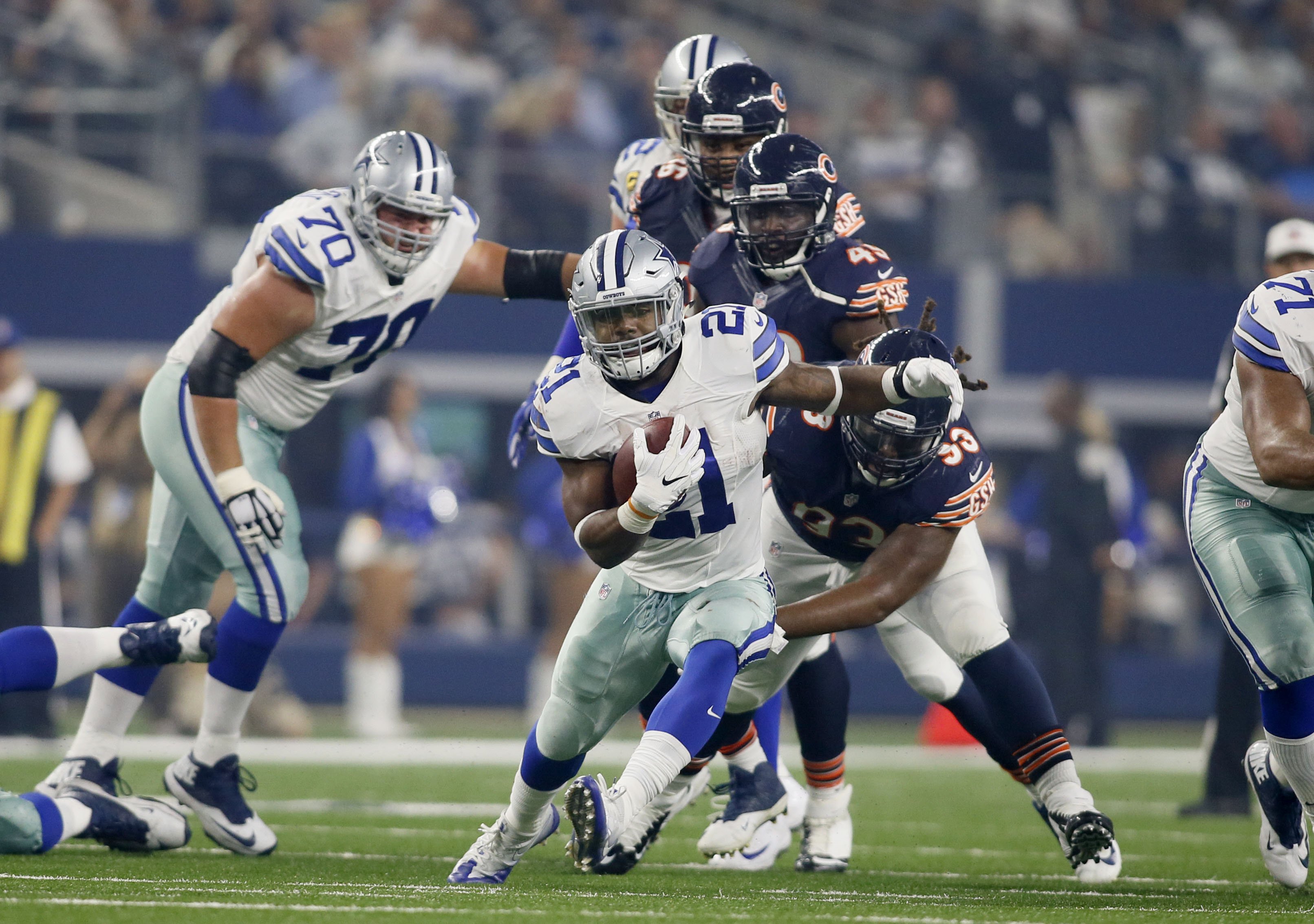 GAMEDAY Open Thread/Live Blog: Bears 31, Cowboys 24 Final | Week 14