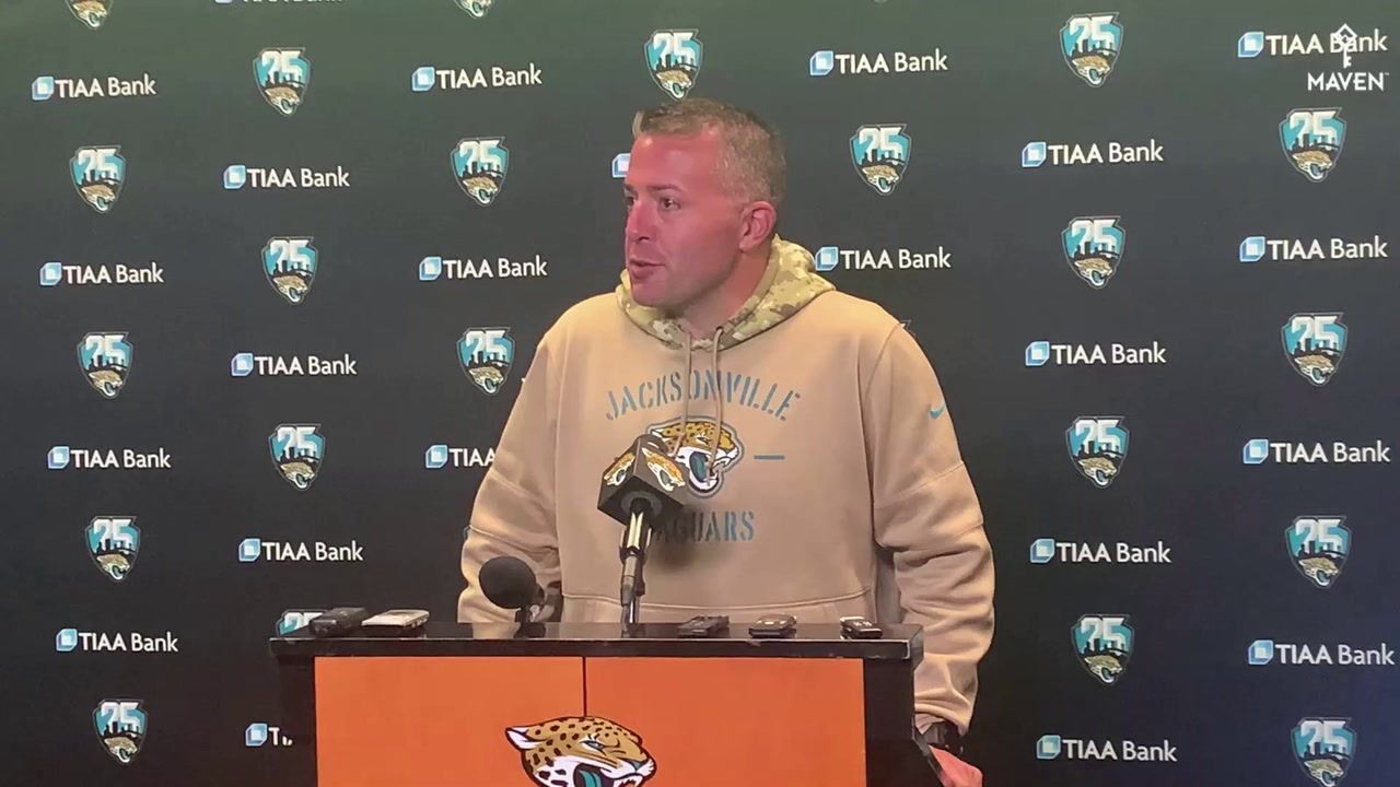 Jaguars OC John DeFilippo: 'We Came Out in the Second Half and Executed Better and Did a Better Job'