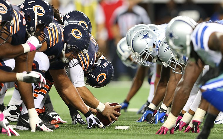 Dallas Cowboys vs. Chicago Bears Live Gameday Blog