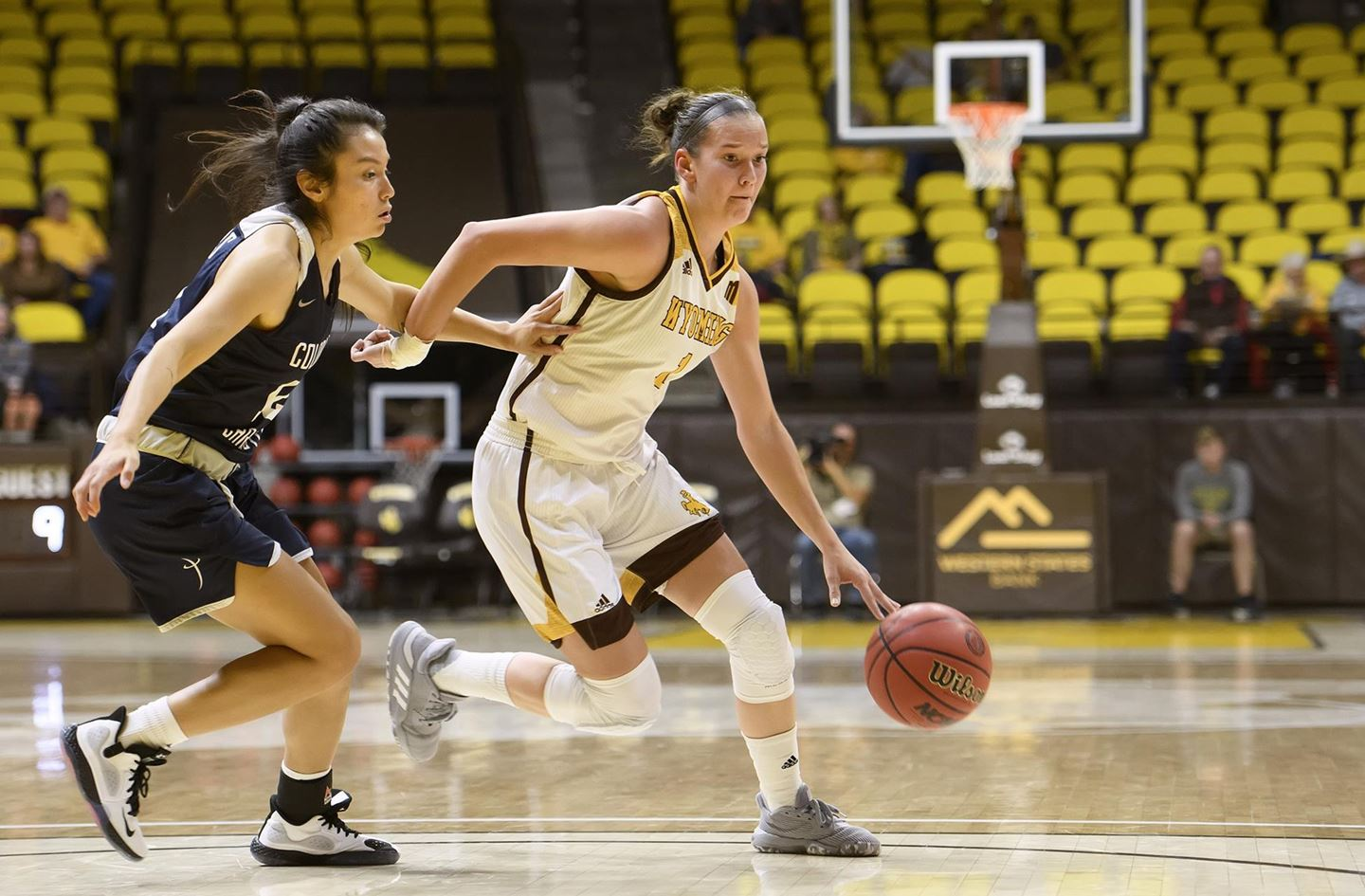 Cowgirls Head to New Mexico on Saturday, Looking for 2nd MW Victory