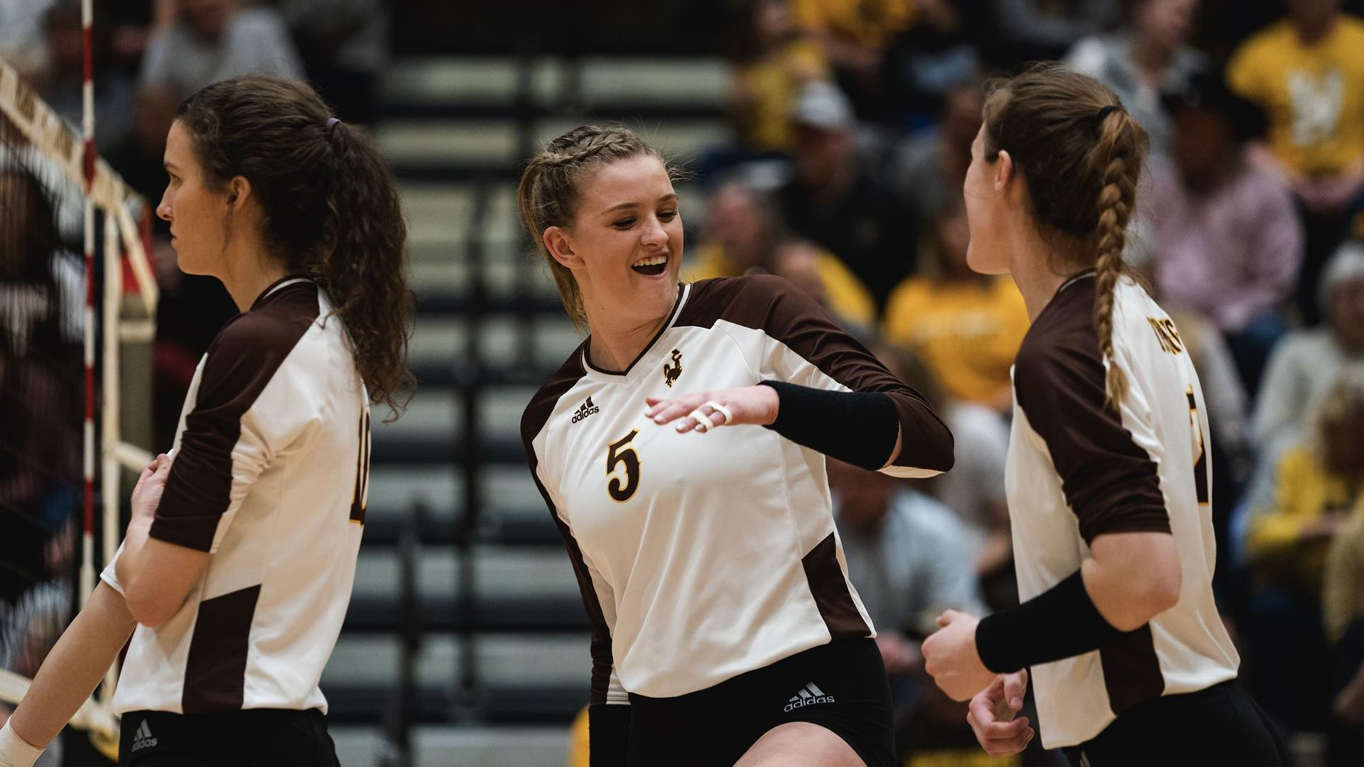 Cowgirl Volleball Ends 30-Year Post-Season Drought; Sweeps Northwestern State