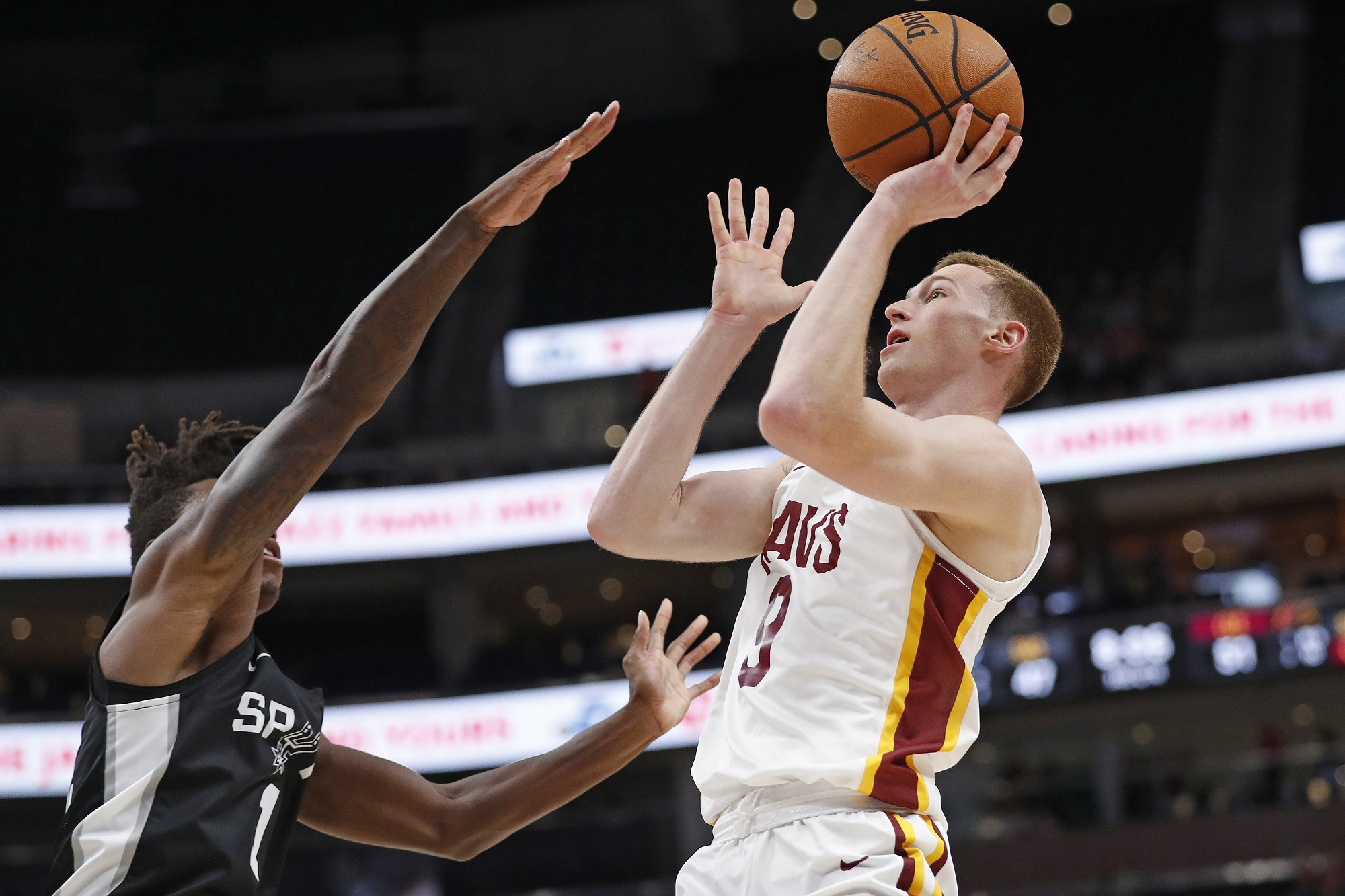 Windler Staying Positive as He Charges Toward Cavaliers Debut