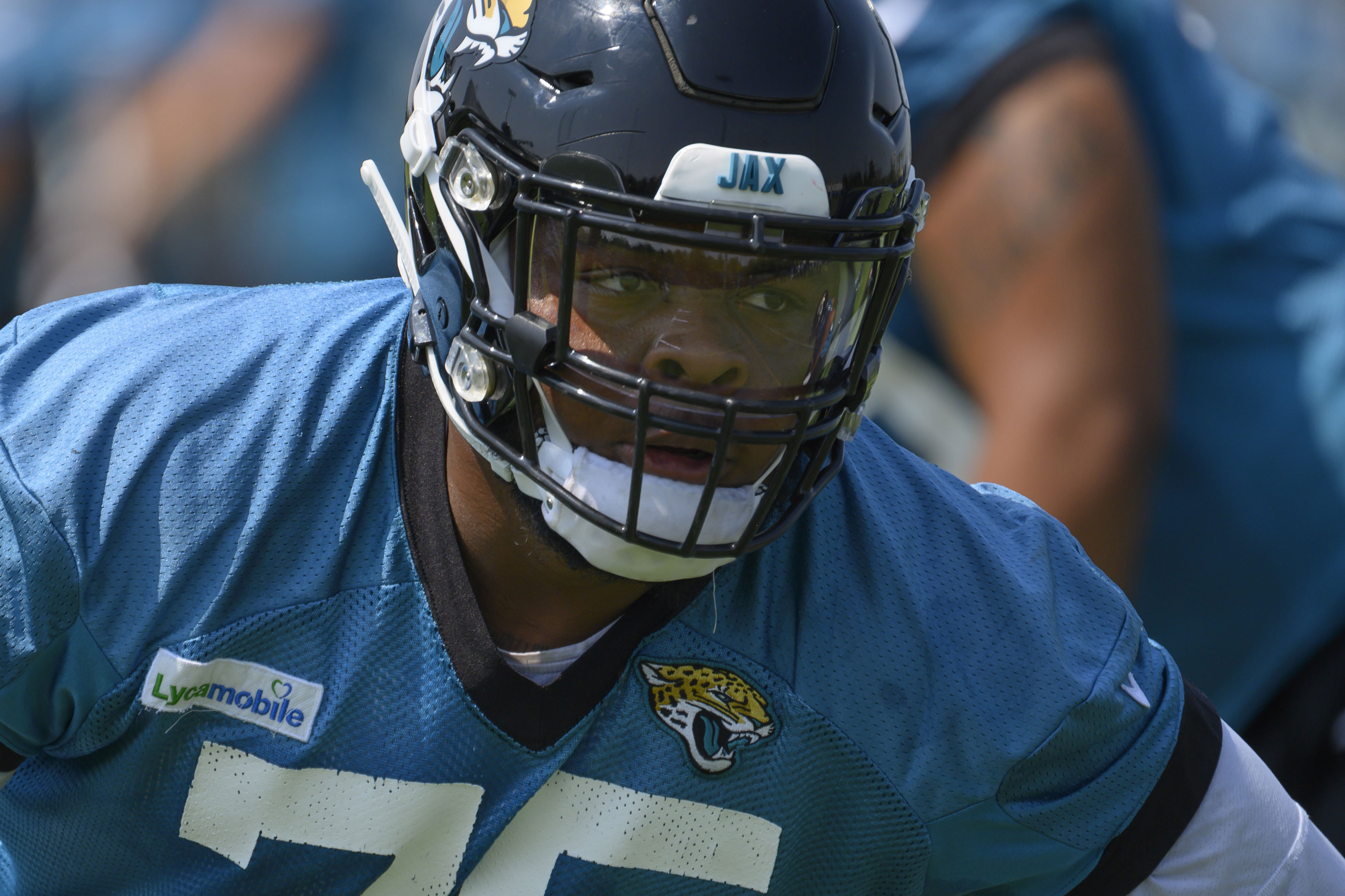 Jaguars 'Proud' of Jawaan Taylor's 2019, But Still Looking for Improvement in Final Stretch