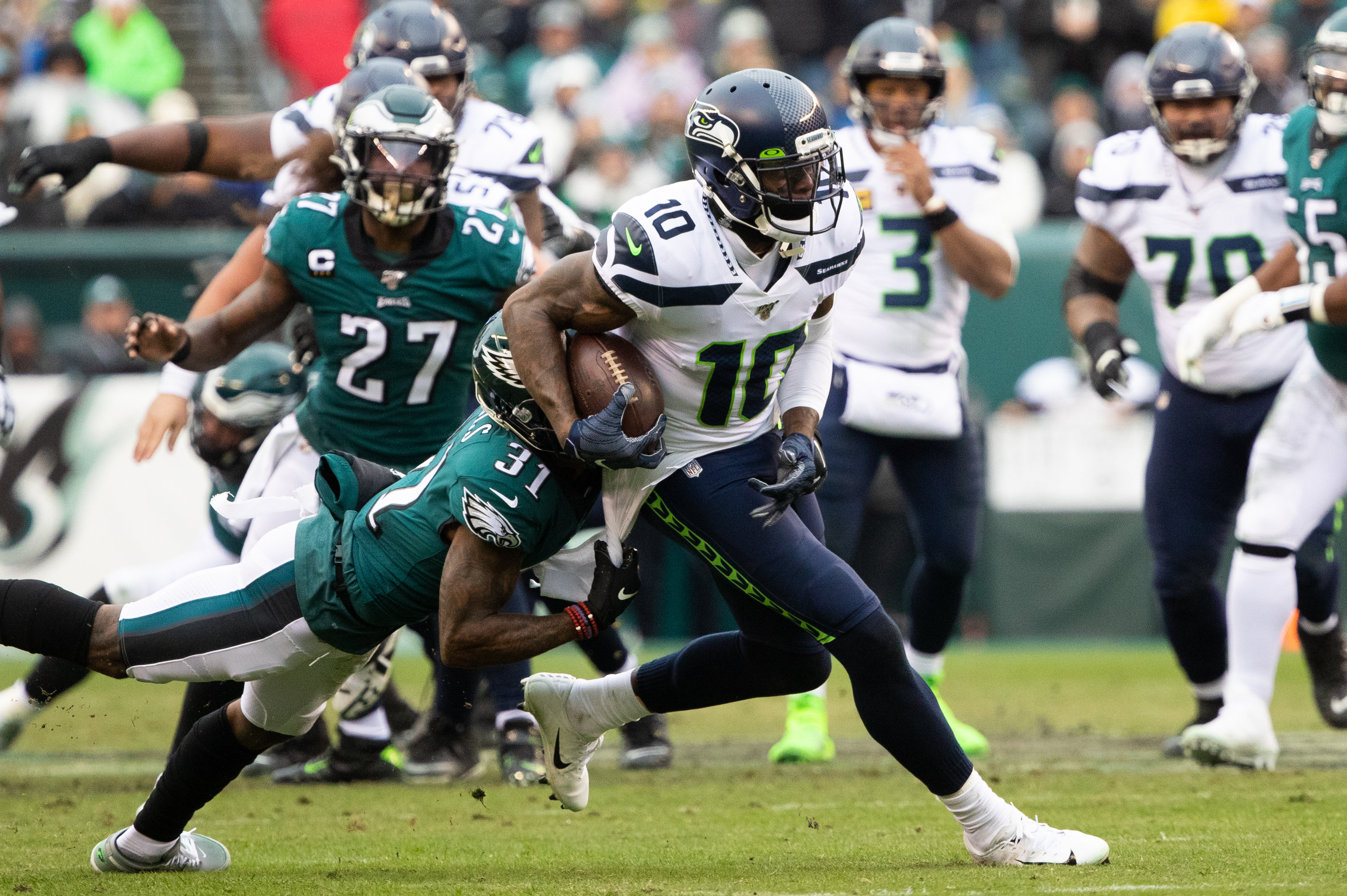 Seahawks WR Josh Gordon Exhibiting Growth, Proving to be Excellent Fit