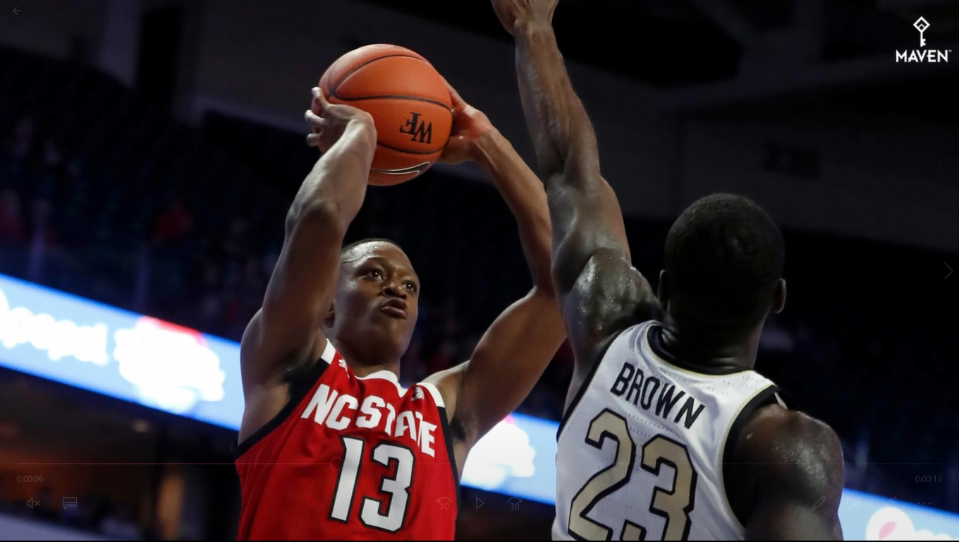 Wolfpack Rewrites History With Win At Wake