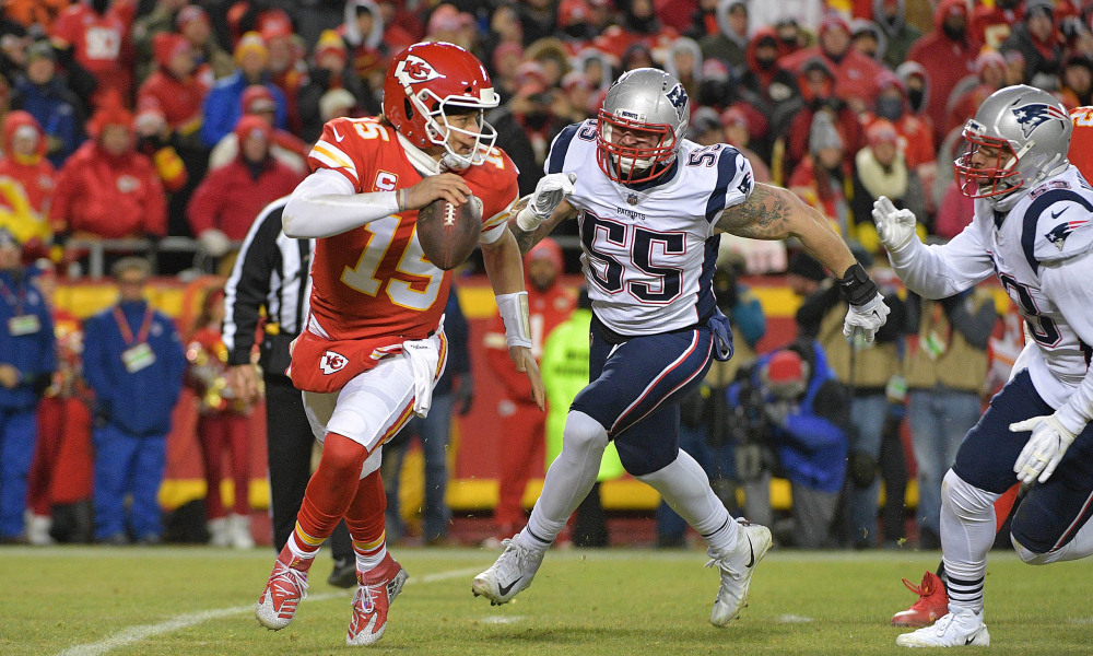 How Mastermind Bill Belichick, Patriots' Defense Look to Slow Down Chiefs' Offense