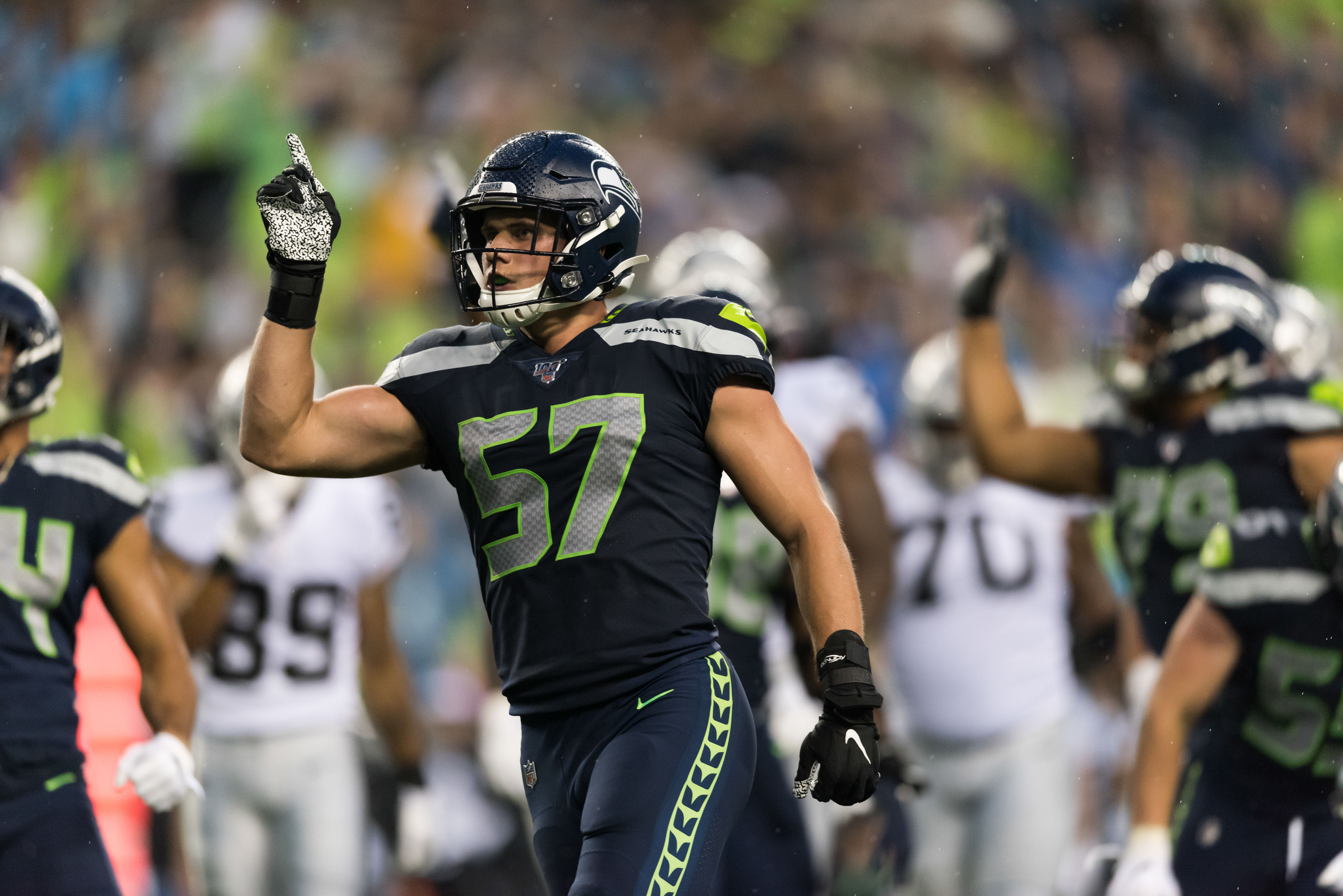 Seahawks X-Factors Who Could Make a Difference in Week 14