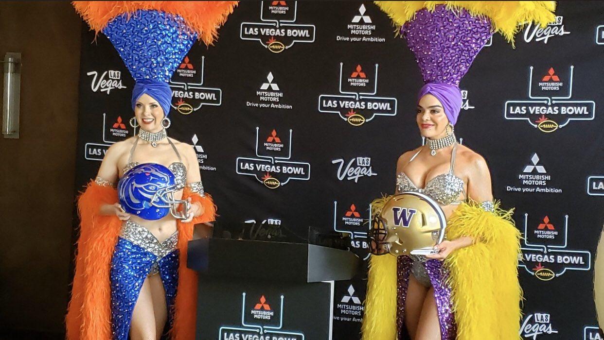 It's the Petersen Bowl: UW to Meet Boise in Vegas