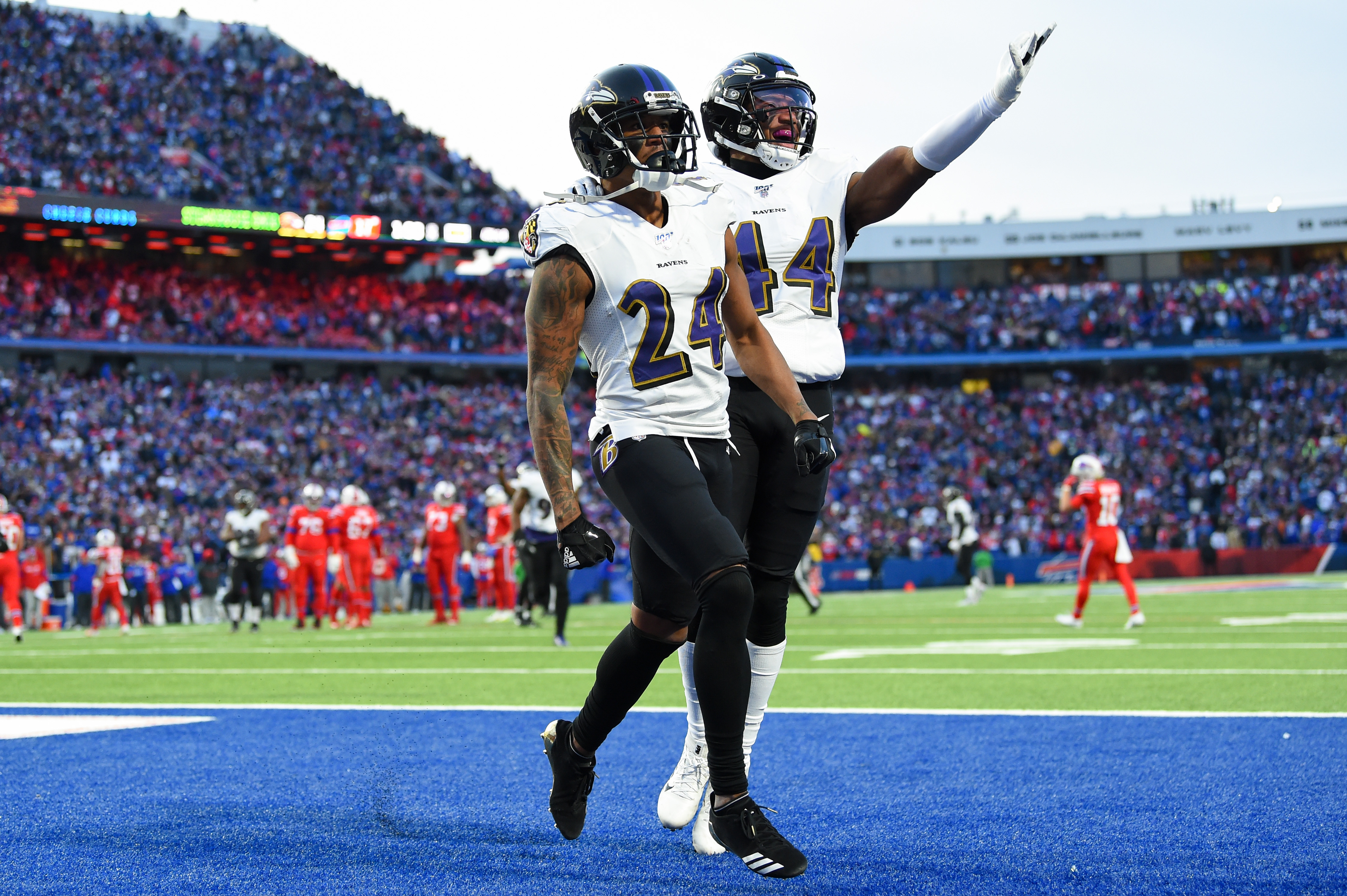 Ravens-Bills: What We Learned