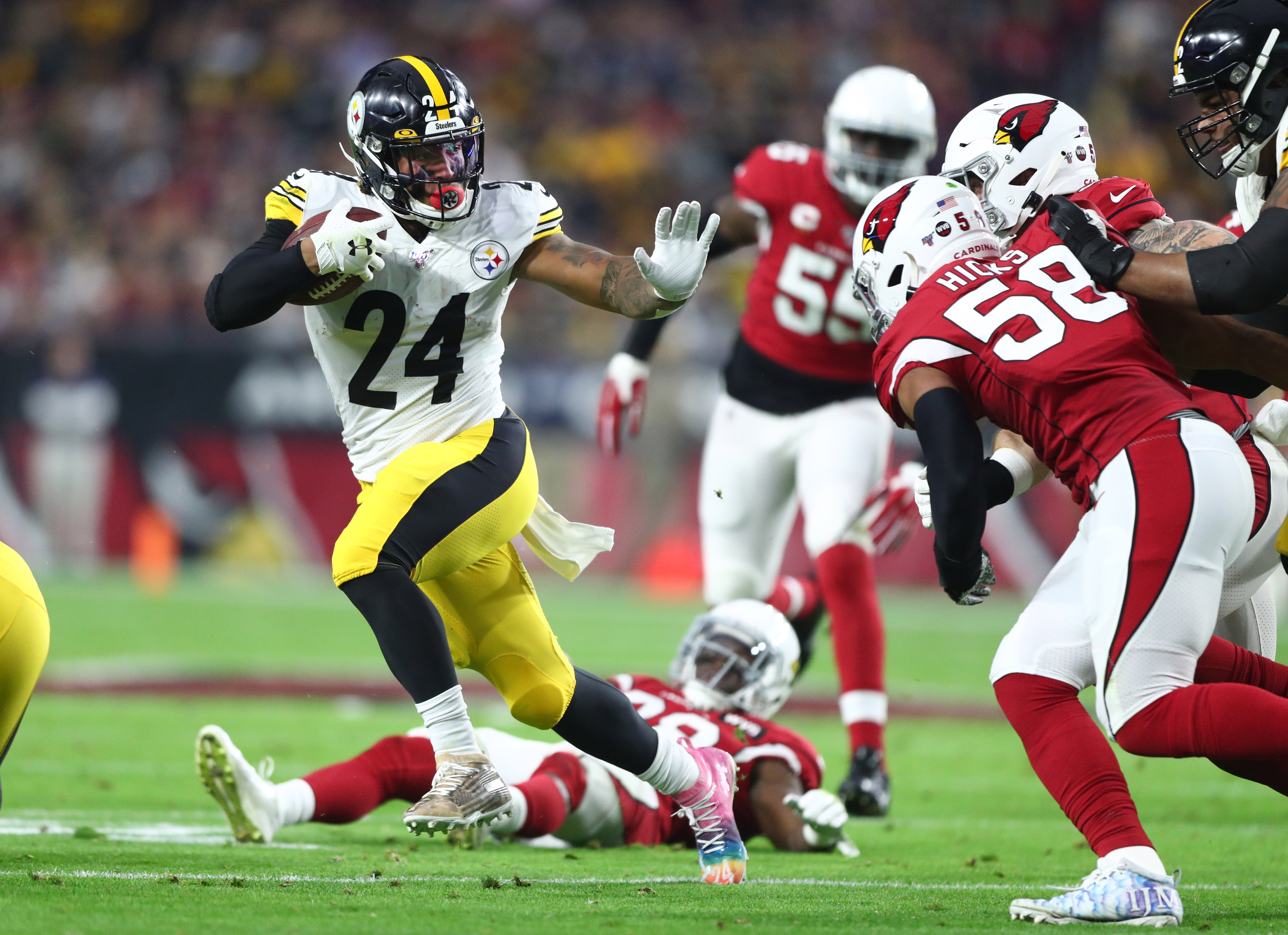 Steelers vs Cardinals: Live Game Updates, Reactions and Community