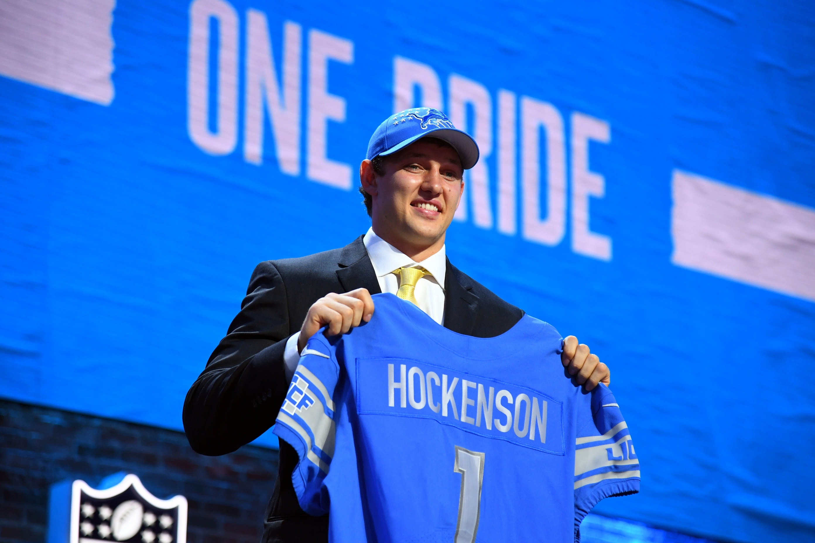 Lions are Currently Drafting 5th in 2020 NFL Draft