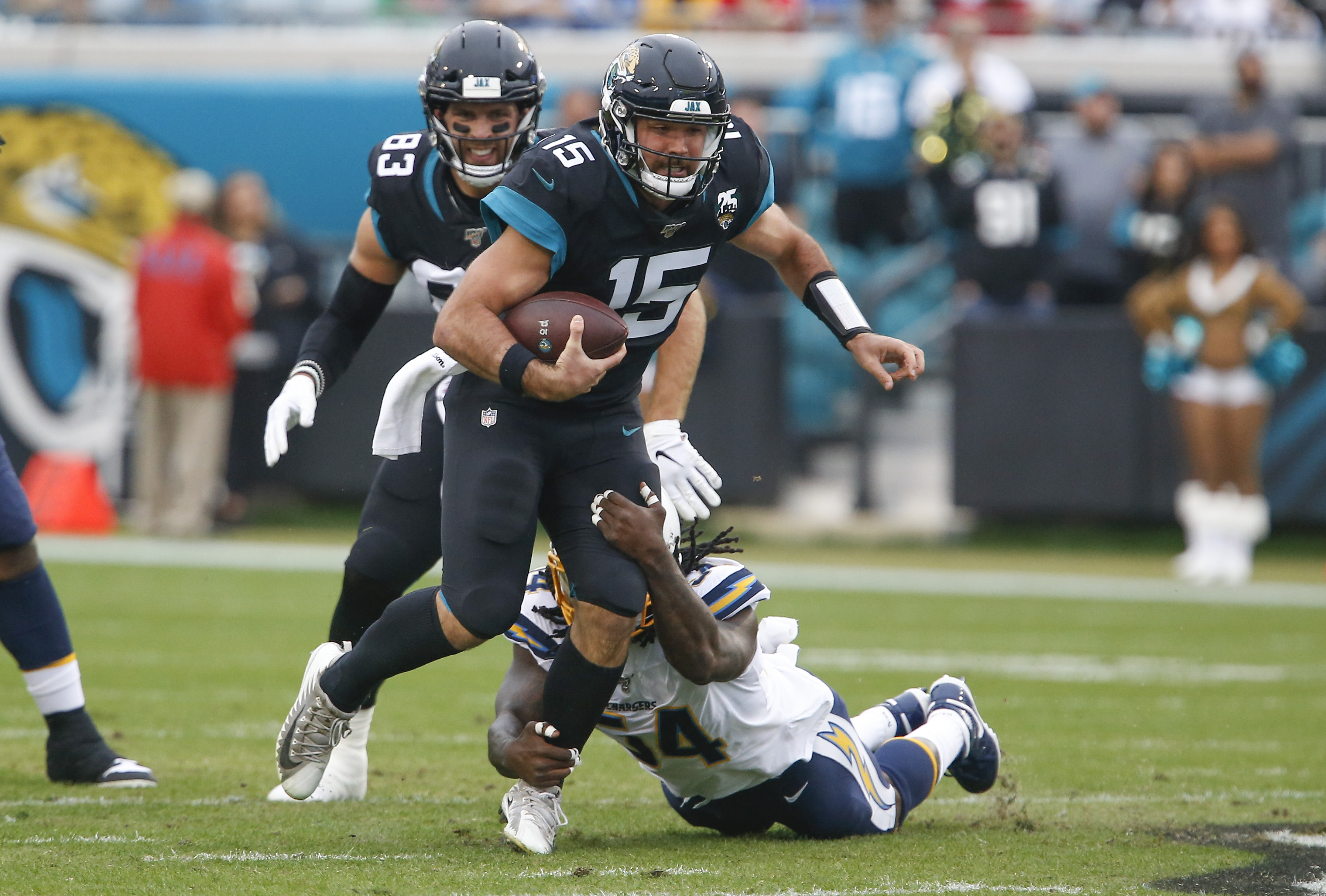 What Did We Learn From Jacksonville's 45–10 Loss to the Chargers?