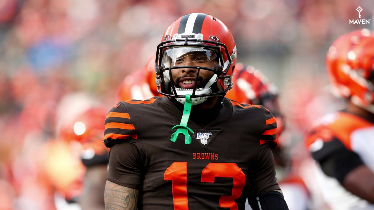 Odell Beckham Confirms One Report, Won't Talk About The Other After the Win Against the Bengals
