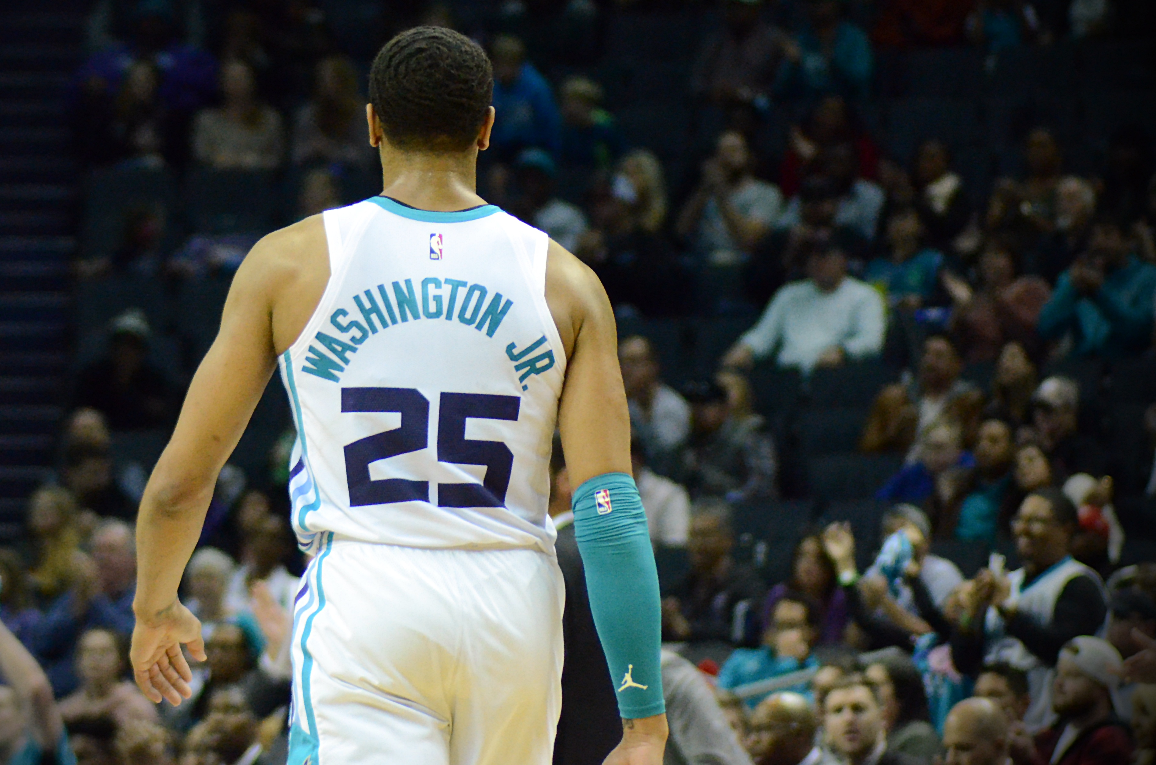 Hornets notes: Cody Martin recalled; P.J. Washington 'probable' ahead of game vs. Wizards