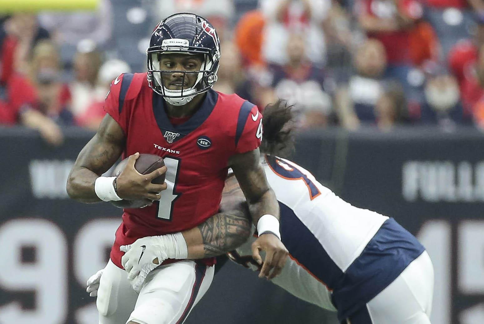 Broncos' Defense Shut Down Deshaun Watson and The Texans' Big-Play Ability