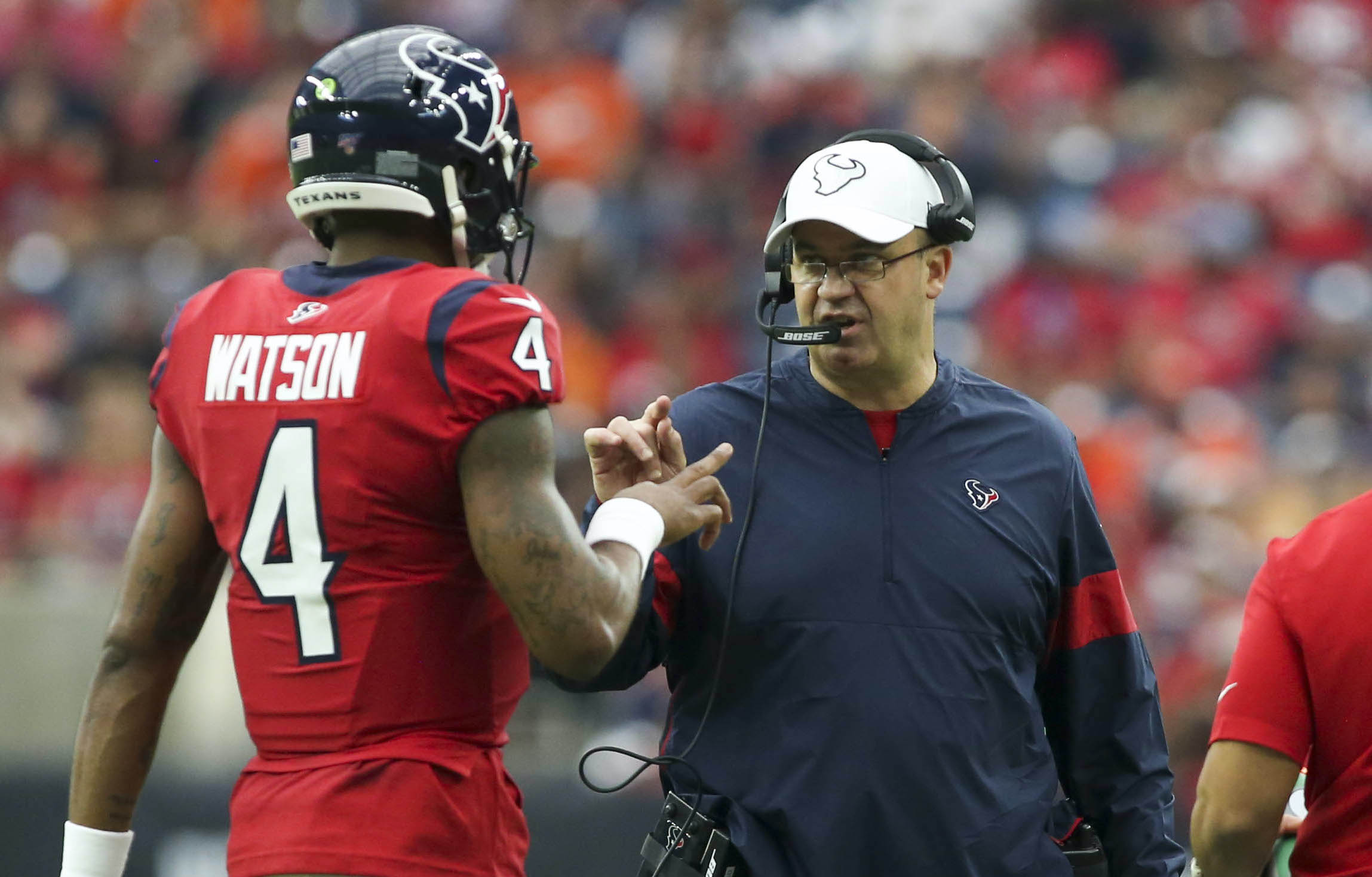 The Lack of Consistency Shows Up At The Wrong Time For Bill O'Brien's Texans