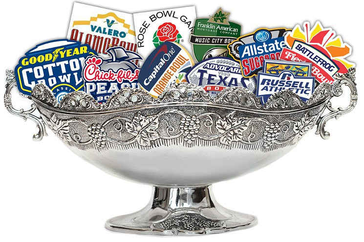Bowl Game Tie-Ins Need to be Done Away With