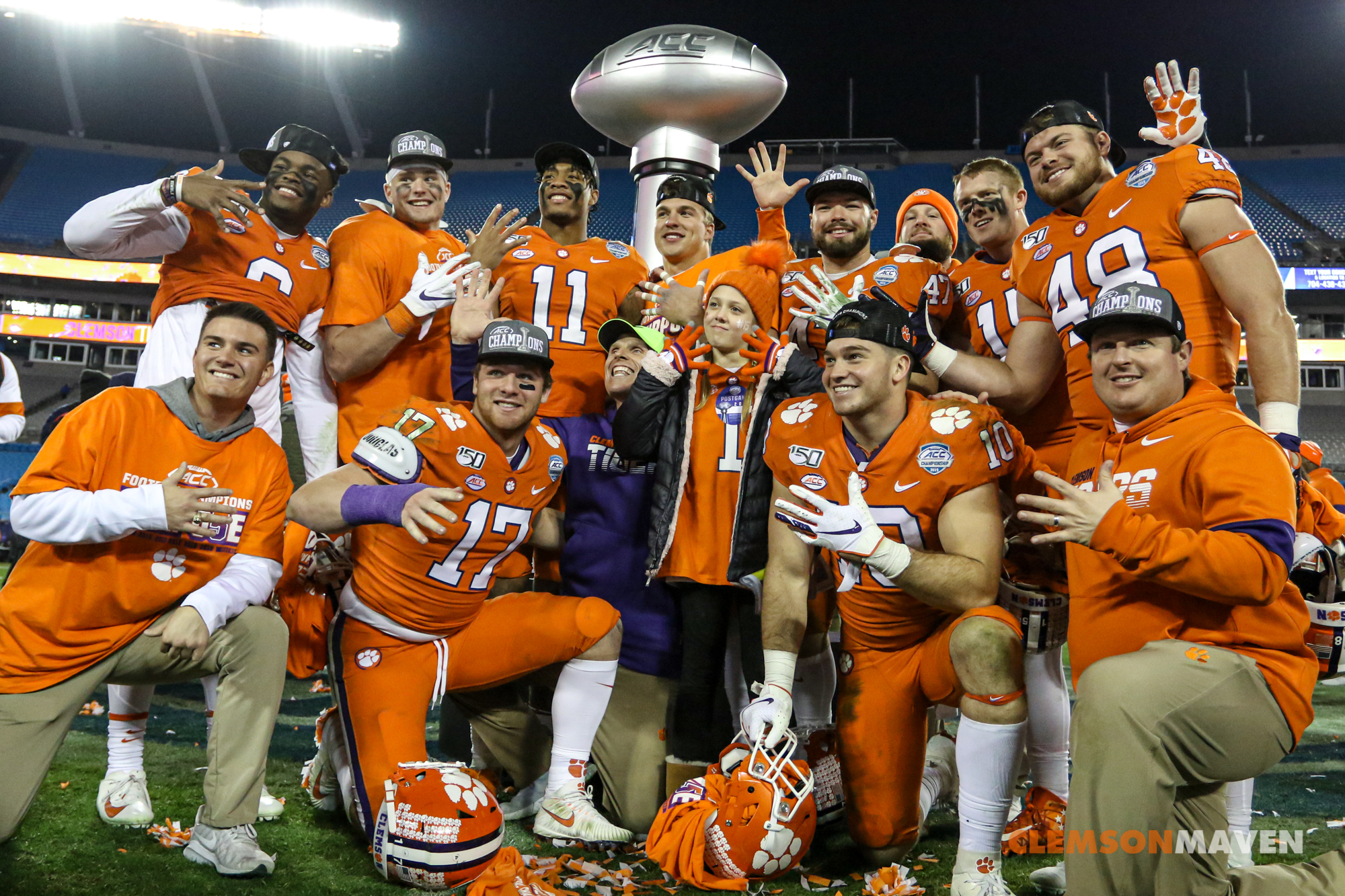 Clemson Tigers Look to Make More History