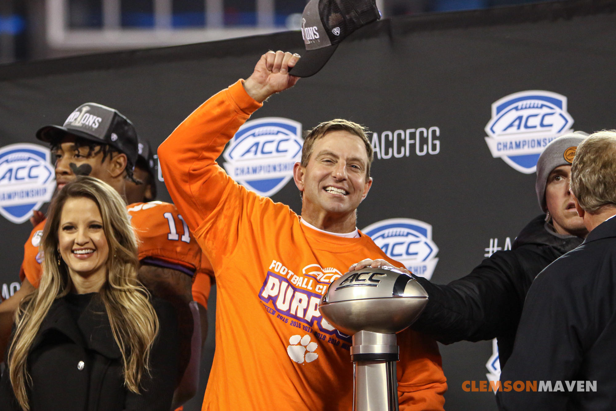 Winning in the ACC has Built the Tigers for the Playoff