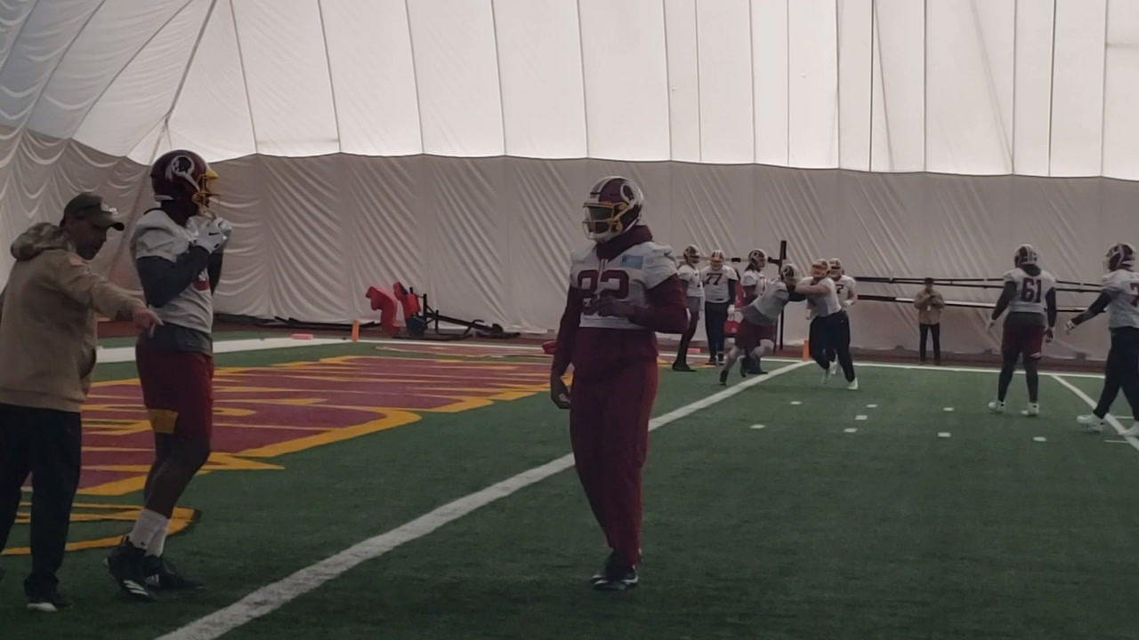 Redskins Inside After Their Playoff Bubble Burst!