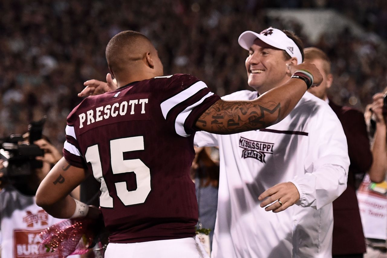Column: No, Dan Mullen Won't Leave Florida for the Dallas Cowboys