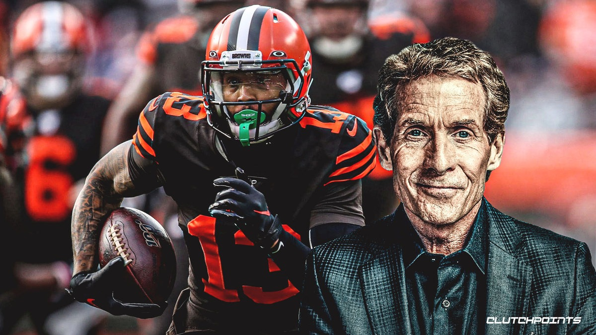 Skip Bayless, Odell Beckham Jr. and The Cowboys: Is There A Journalistic Connection Here?