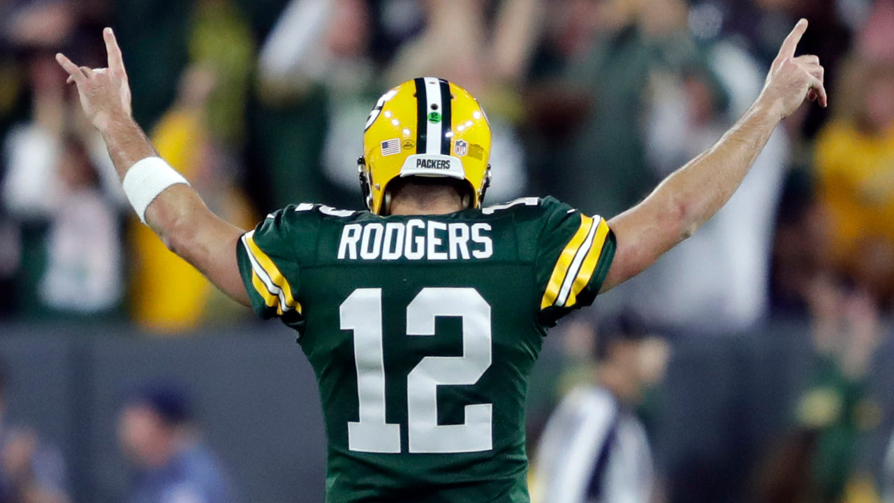 Packers Could Be Part of Amazing NFL Playoff Streak