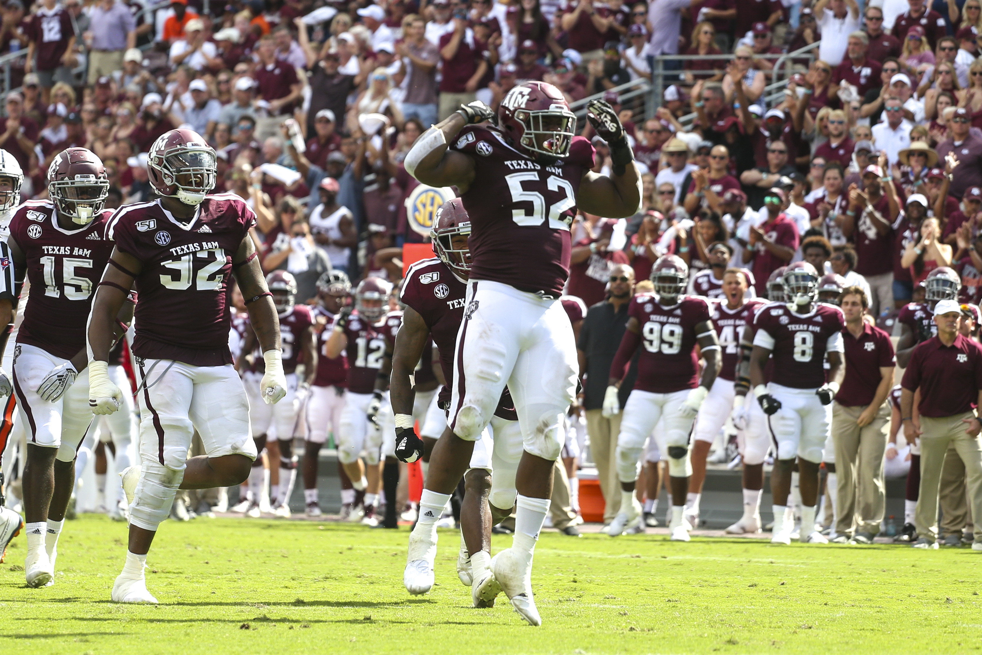 Texas A&M's Justin Madubuike Makes His NFL Decision