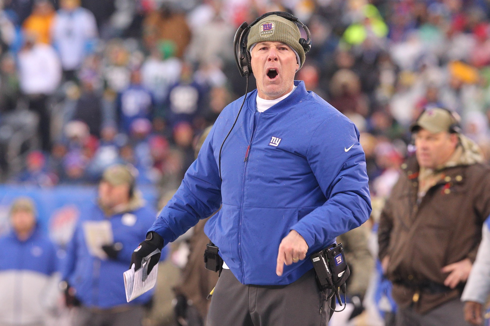 Growing Signs of Player Frustration and Nine Other Thoughts Ahead of the Giants' Week 15 Game
