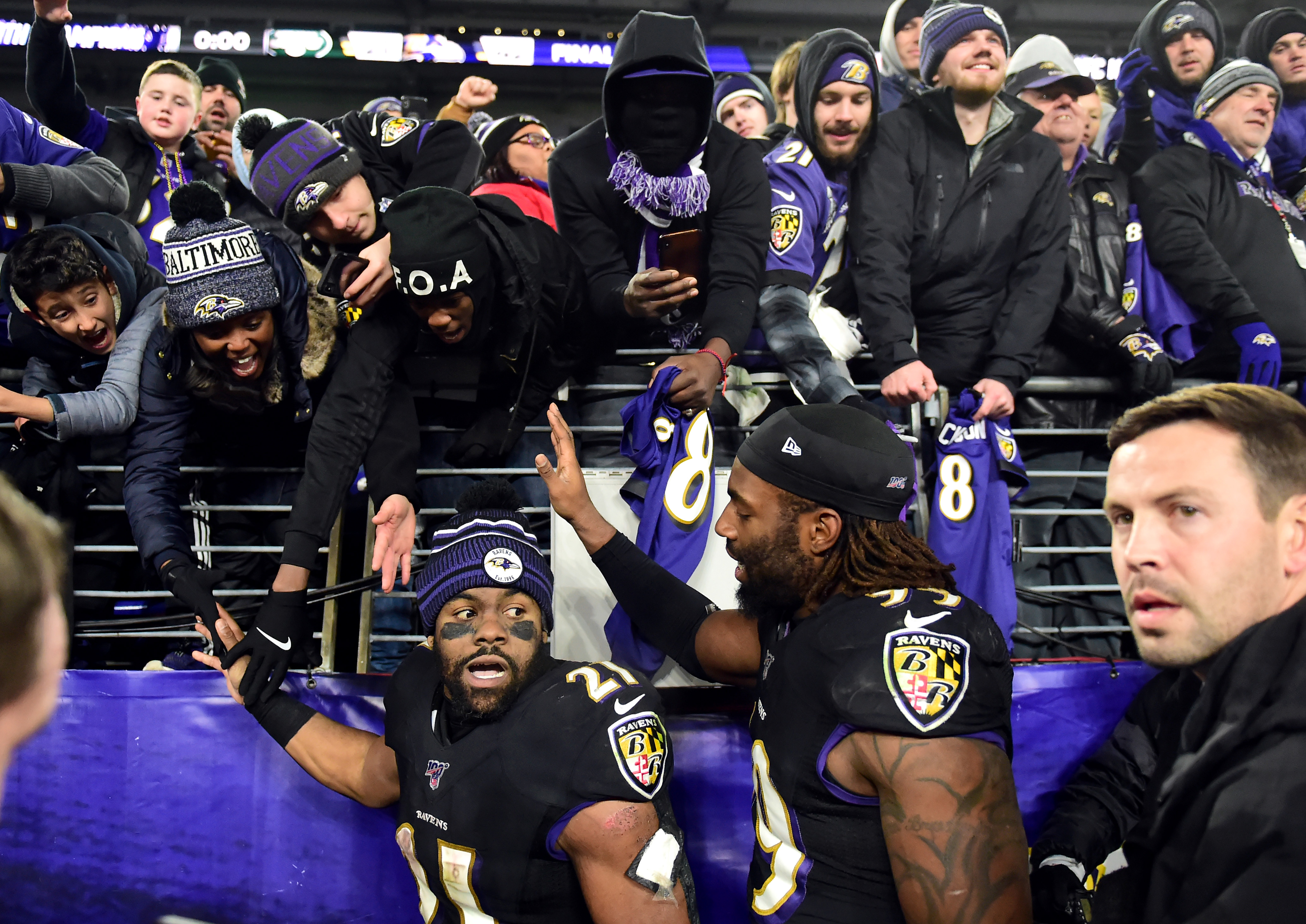 With Division Title In Hand, Ravens Turn Focus to Top Seed, Winning Super Bowl
