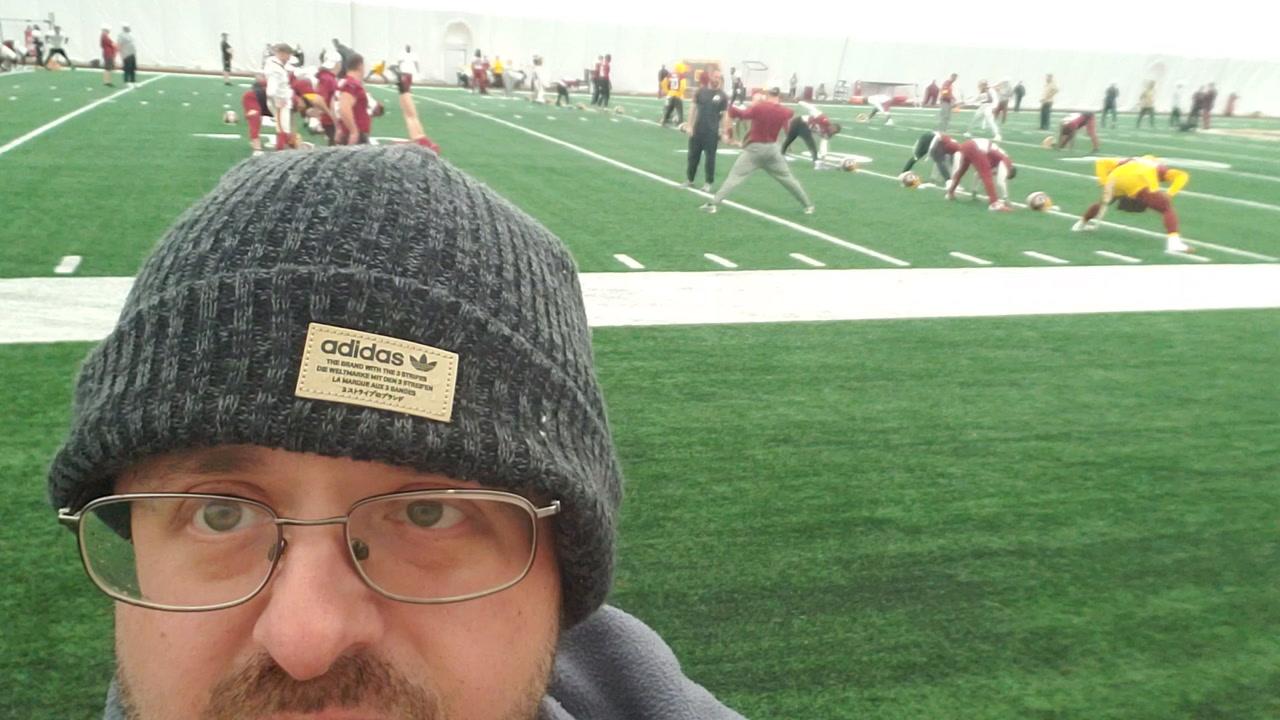 Friday Redskins-Eagles Practice Report