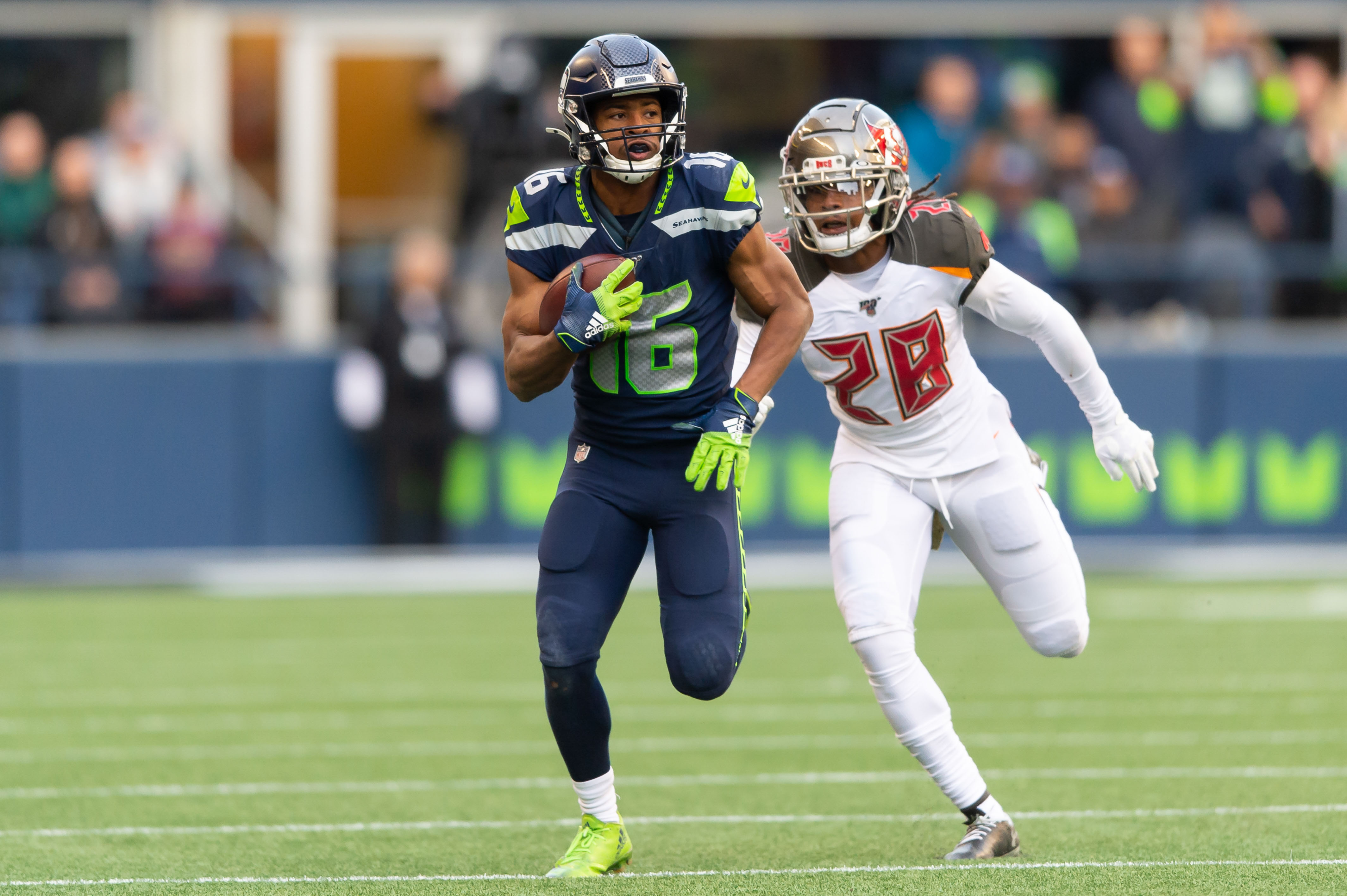 Seahawks Believe WR Tyler Lockett Will Make Significant Impact in Final 3 Games