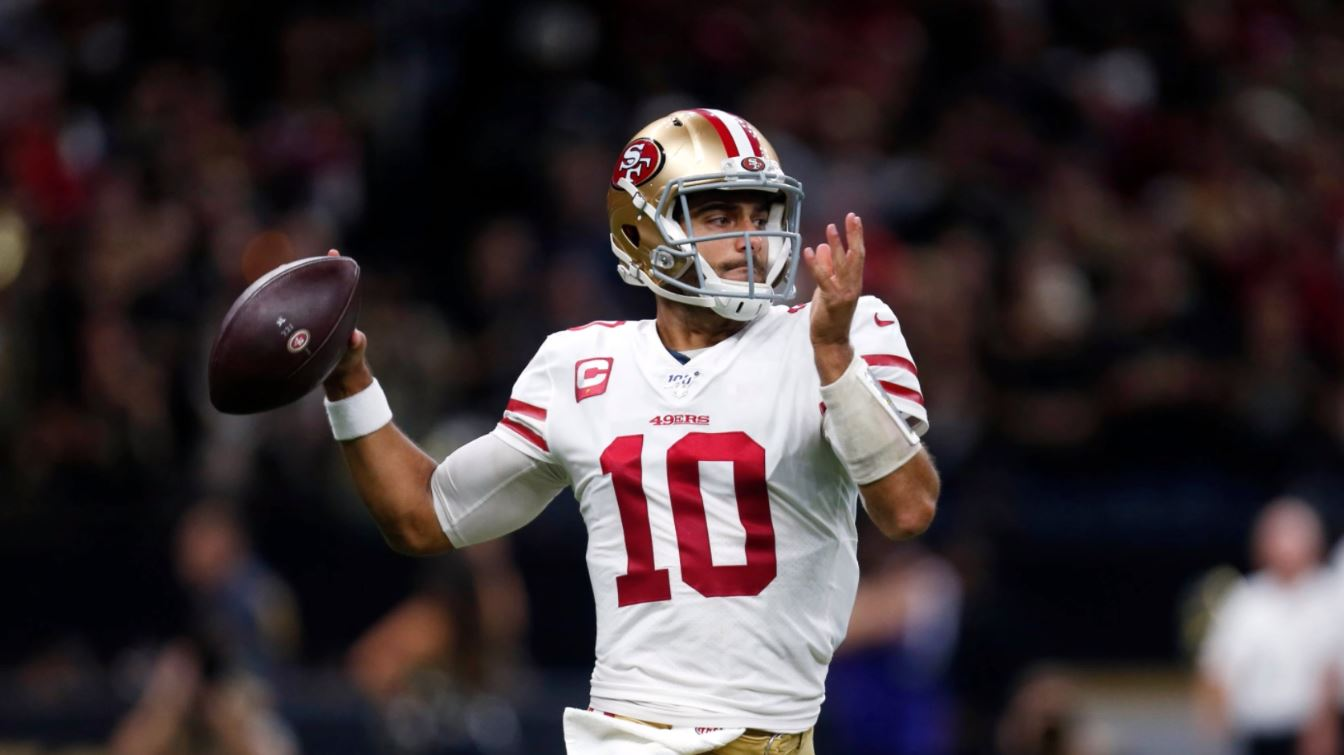 WATCH: 49ers presented with trap game against Falcons in Week 15