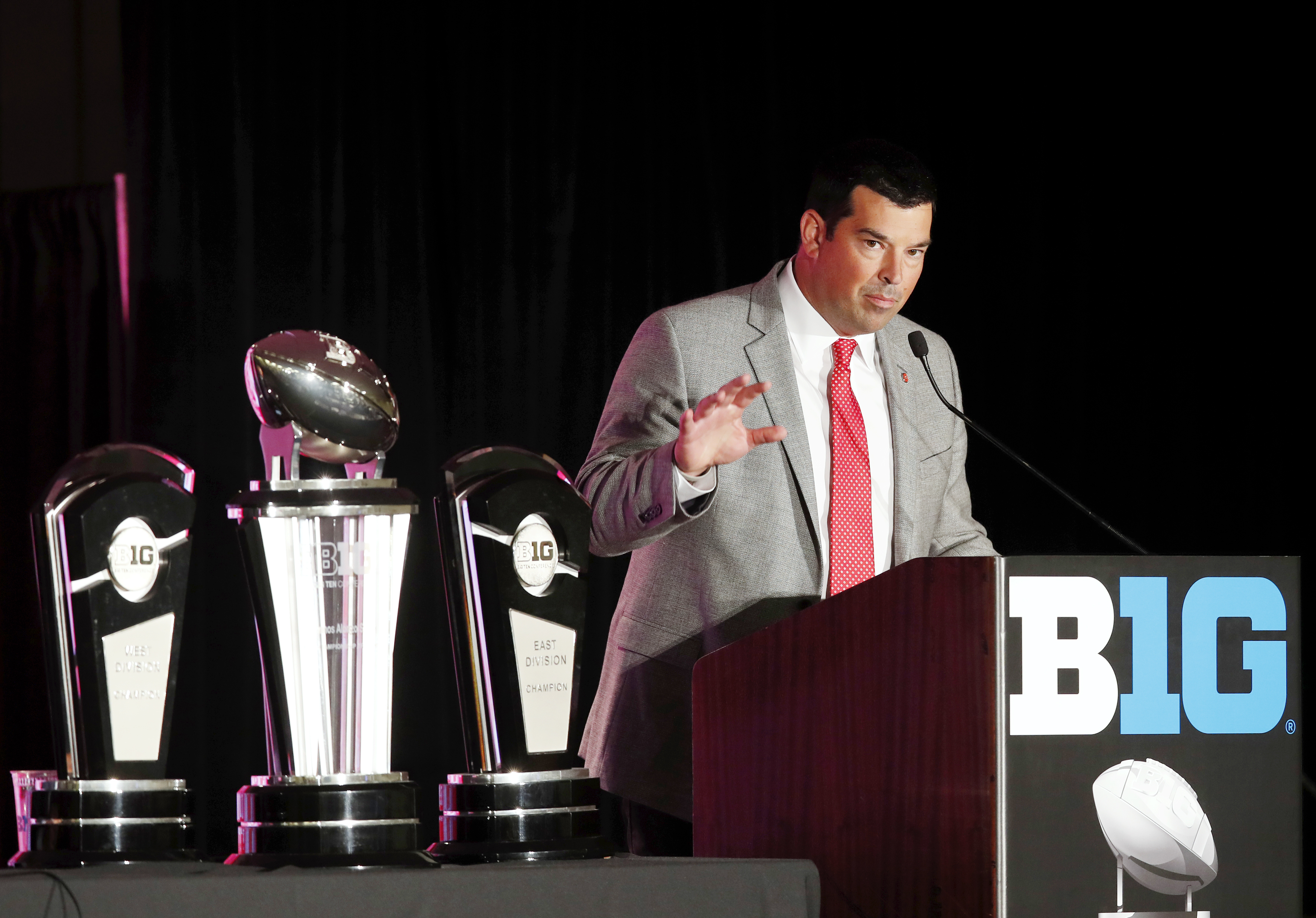 Ryan Day Is Not Just Passing Pleasantries