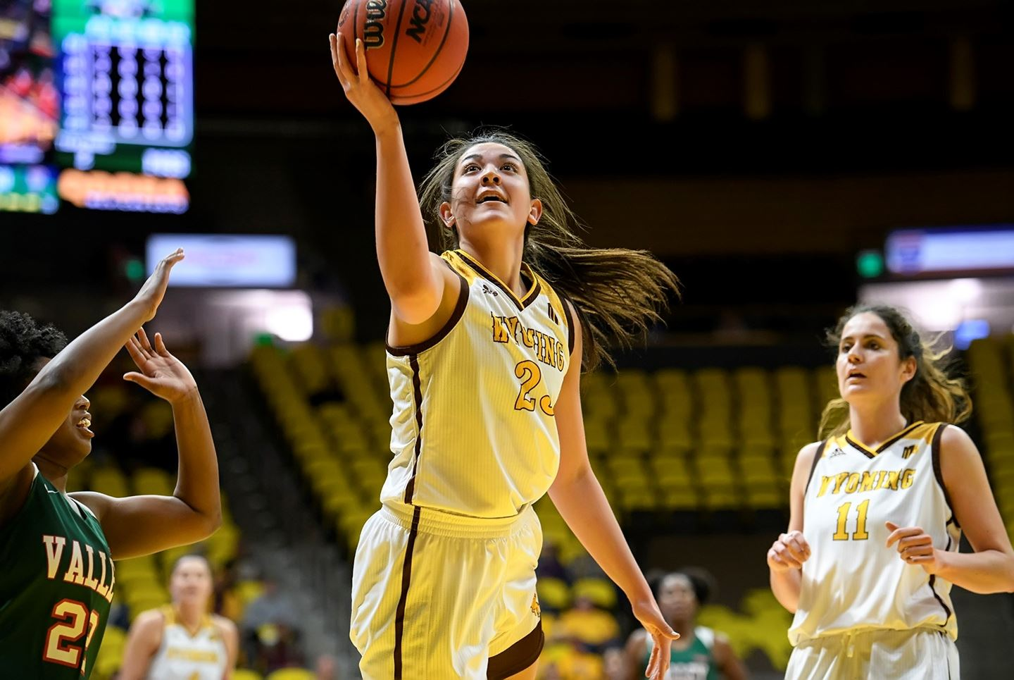 Cowgirls Basketball Looks to Extend Its Success Against Northern Colorado at the AA on Sunday