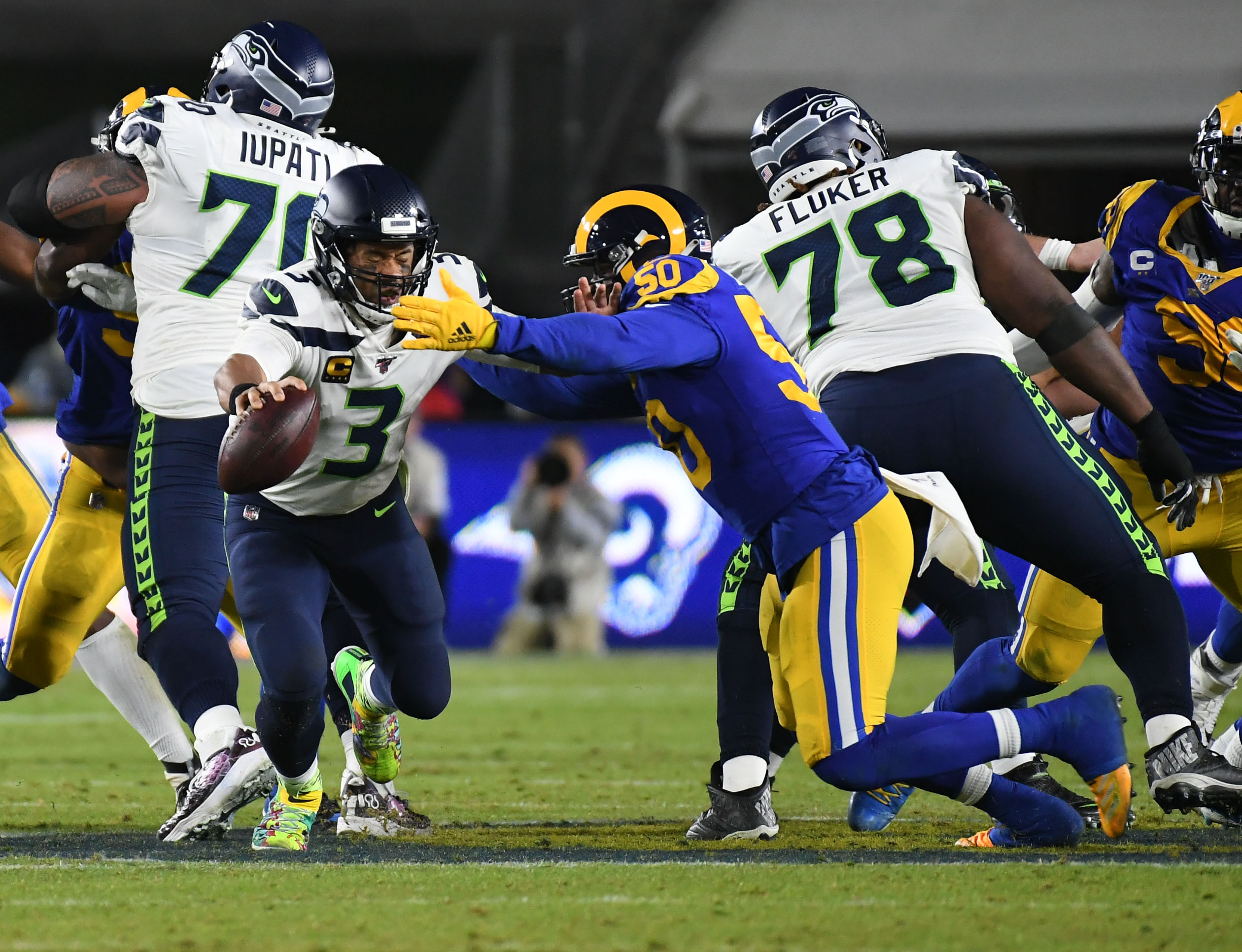 All 22 Review: Worst Execution of Brian Schottenheimer Era Hinders Seahawks vs. Rams