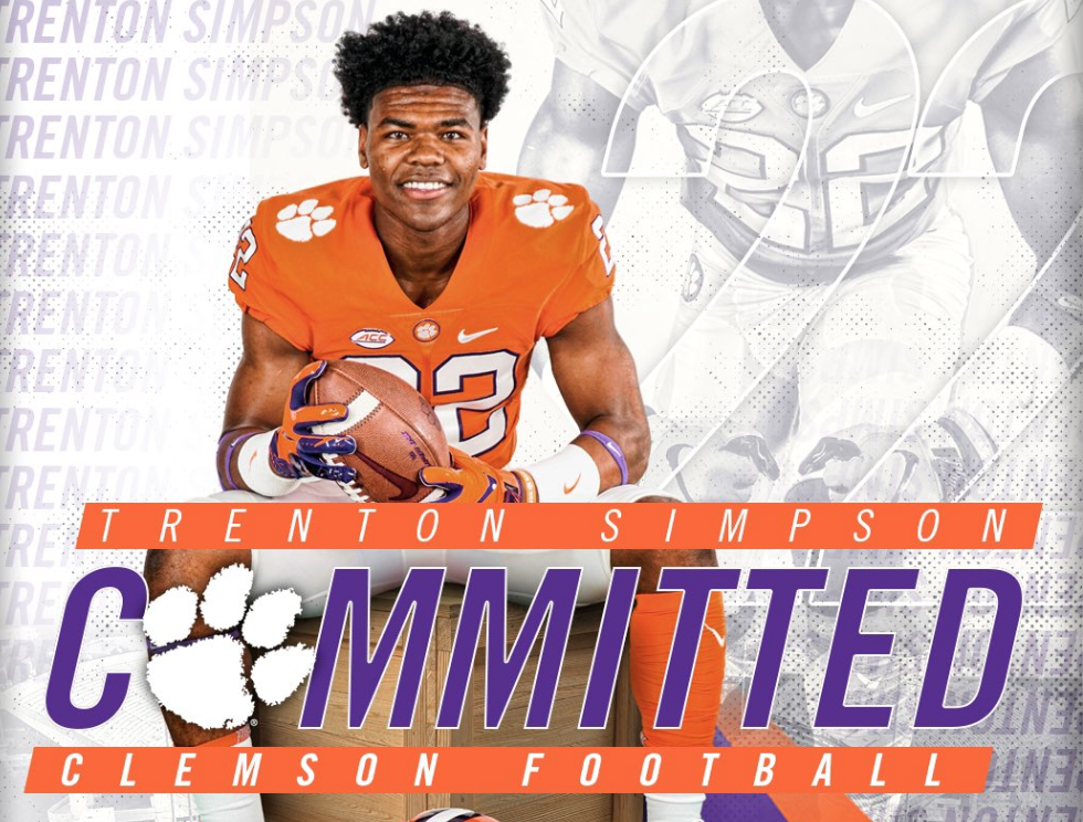 Clemson Gets Commitment from Five-Star Linebacker