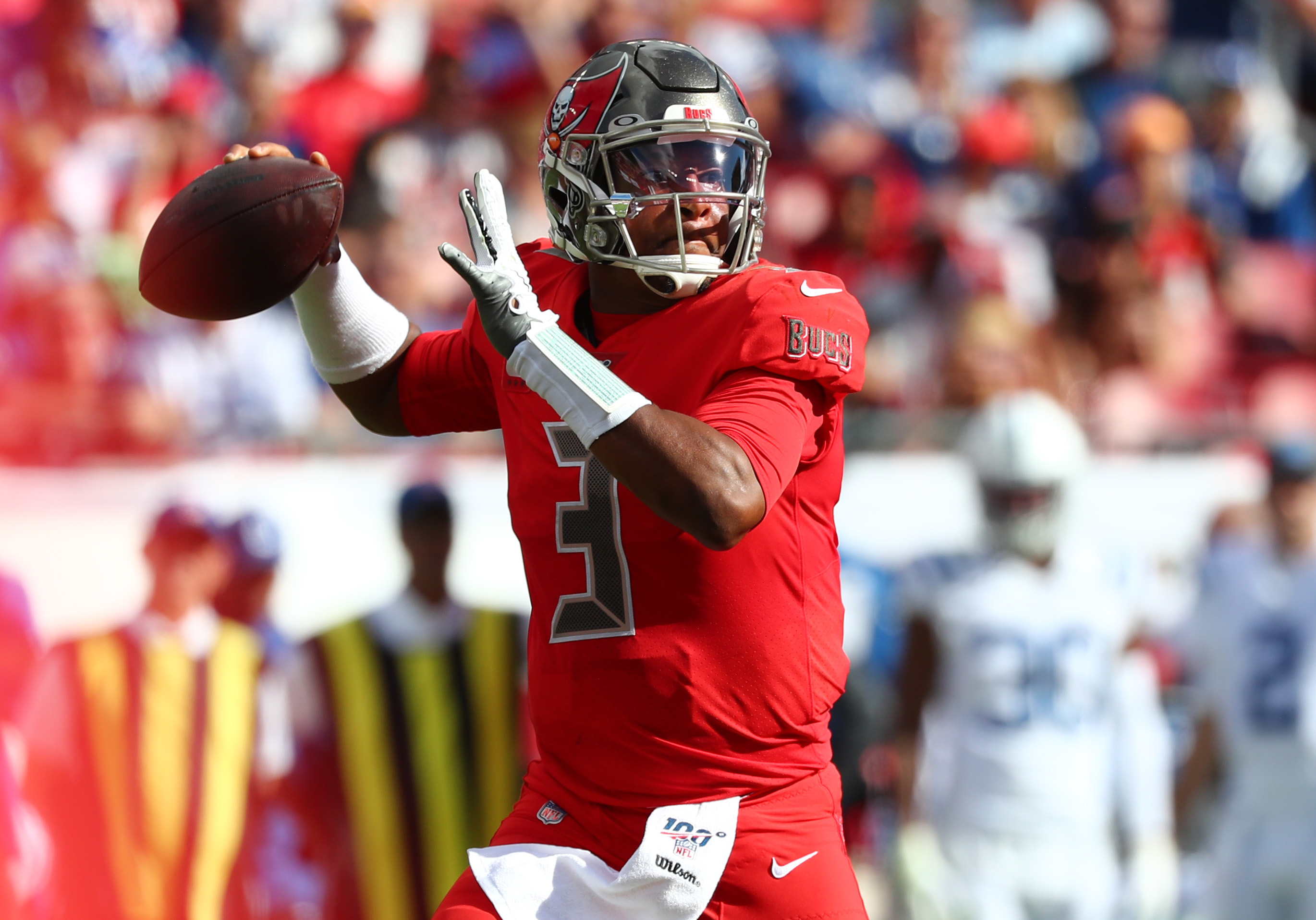 3 Matchups to Watch For in Bucs-Lions Contest