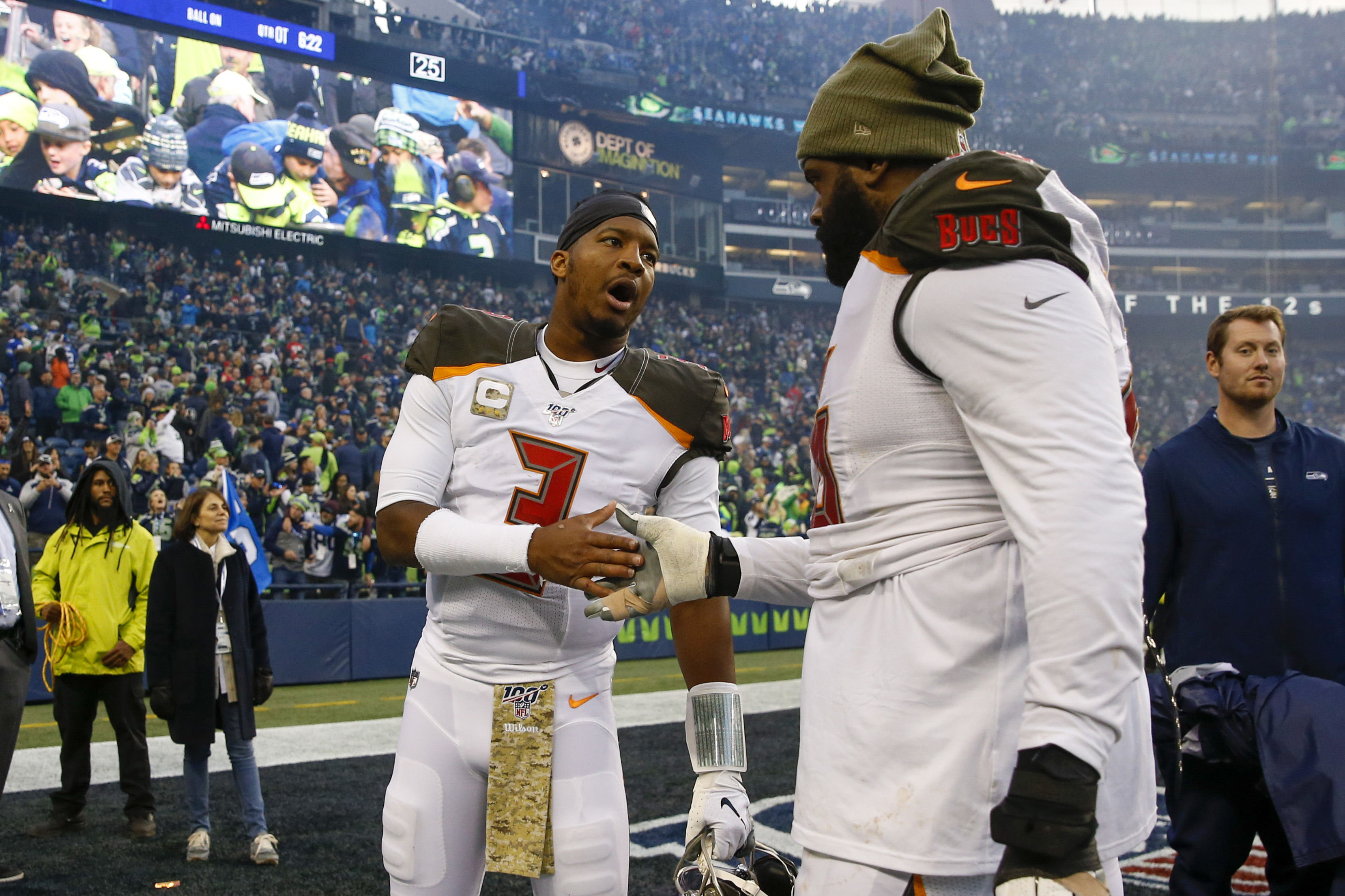 Bucs Injury Report: Key Starters in Doubt for Week 15